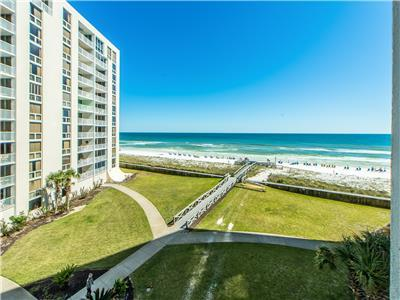 Heated Pool☀Gulf Views☀2x Sanitizing Process☀2BR Shoreline Towers 2052
