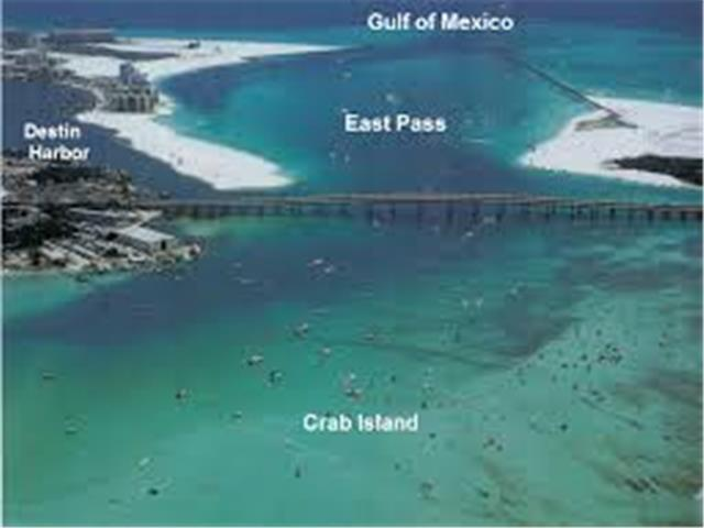 Crab Island In Florida Outdoor Activities