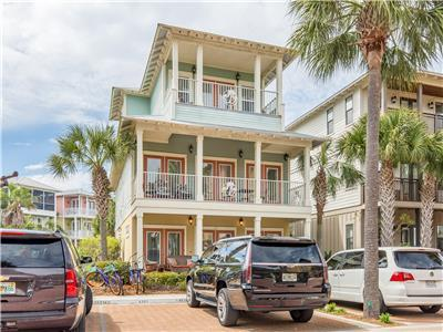 30A - Walk 2 Rosemary - Seacrest Beach-☀️Inspected & Disinfected☀️4BR The Oasis