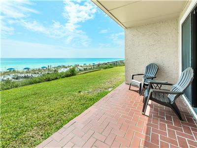 $1150/Mo for Winter⭐BeachFront⭐Inspected & Disinfected⭐Crystal Villas A-2