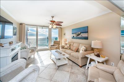 ☀Beach Front☀Gulf Views☀Pool+Hot Tub☀Inspected & Disinfected☀ Pelican Walk 510