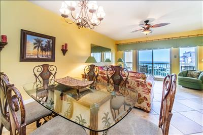 Book4SpringBreak⭐Balcony⭐GulfViews⭐Walk 2 Beach⭐2 Pools⭐2BR Summit at Tops'l 714