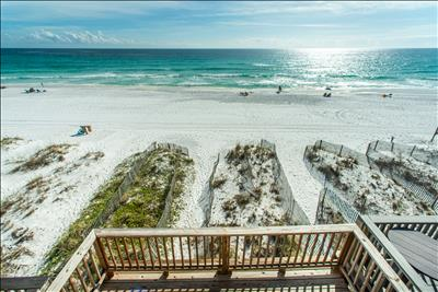 Beachfront⭐Pet-Friendly⭐2 Step Sanitizing Process⭐4BR SandDollar Townhome #14