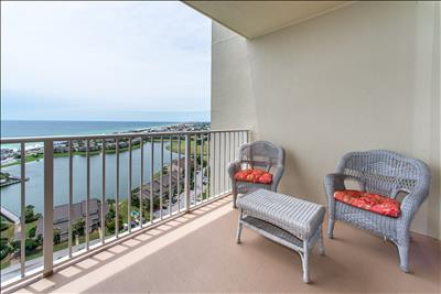 Gulf Views -Seascape! 2 Pools☀️2Step Sanitizing Process☀️2BR Ariel Dunes II 1908