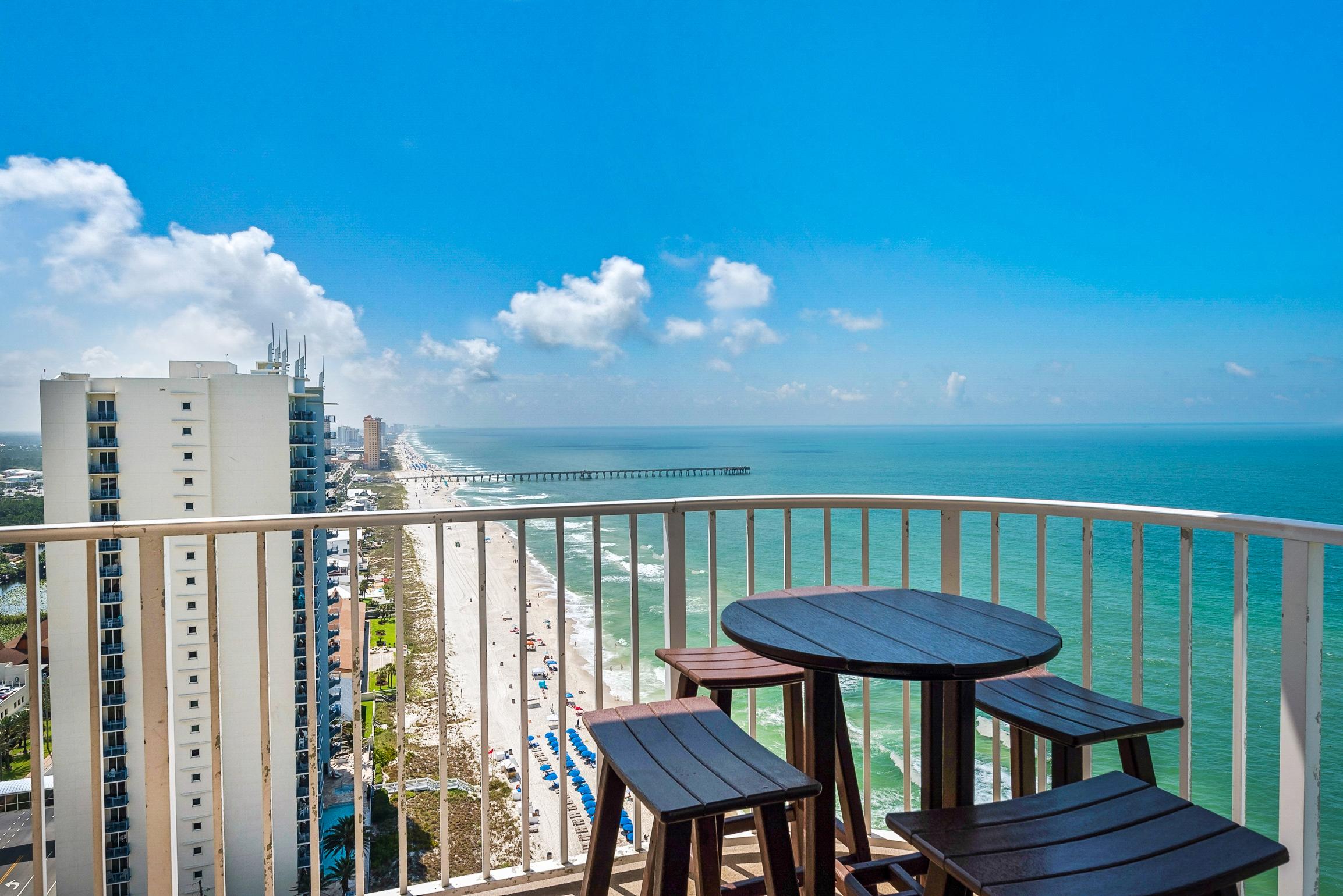 Tidewater Beach Resort Vacation Rentals  Tidewater 2117