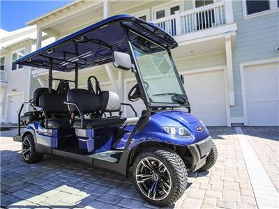 6-Seater Golf Cart!!