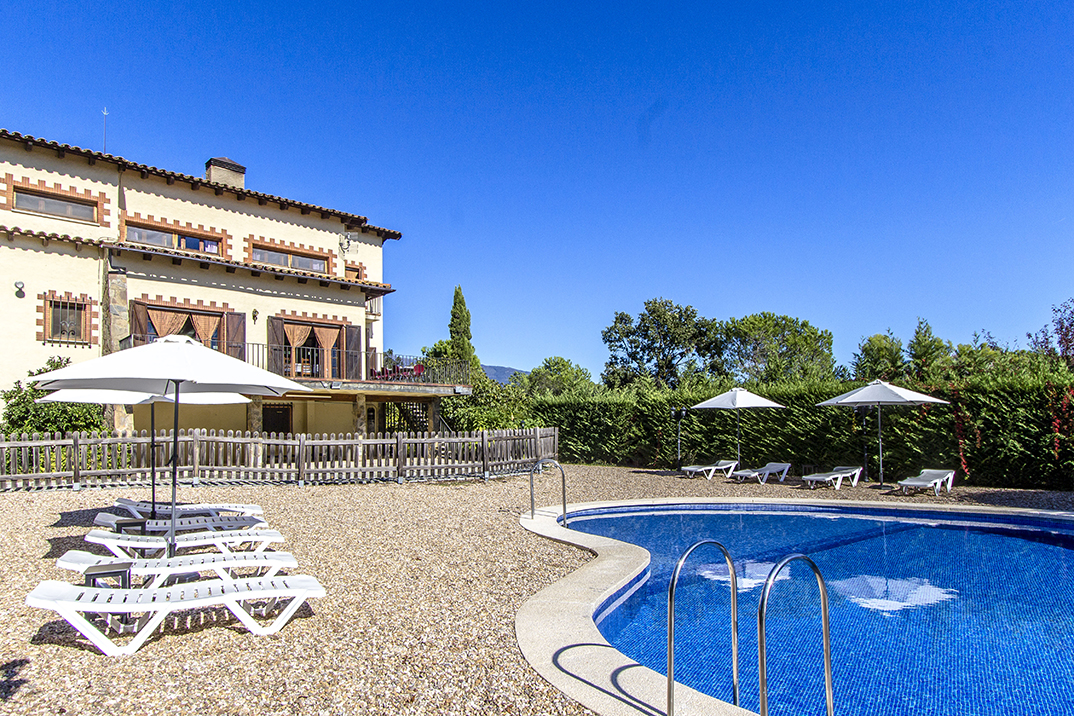 Catalunya Casas: Pleasant 8-bedroom Villa in Vilam Villa in Barcelona