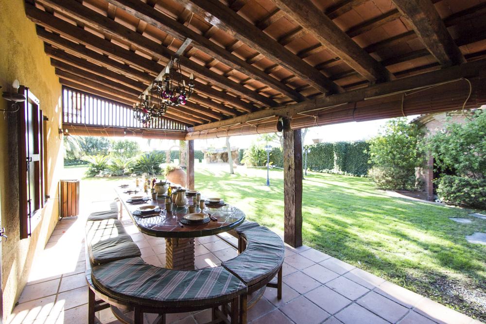 Ferienhaus Catalunya Casas:  Incredible villa in La Selva, 11 km from the beach! (1890848), La Selva del Camp, Tarragona, Katalonien, Spanien, Bild 9