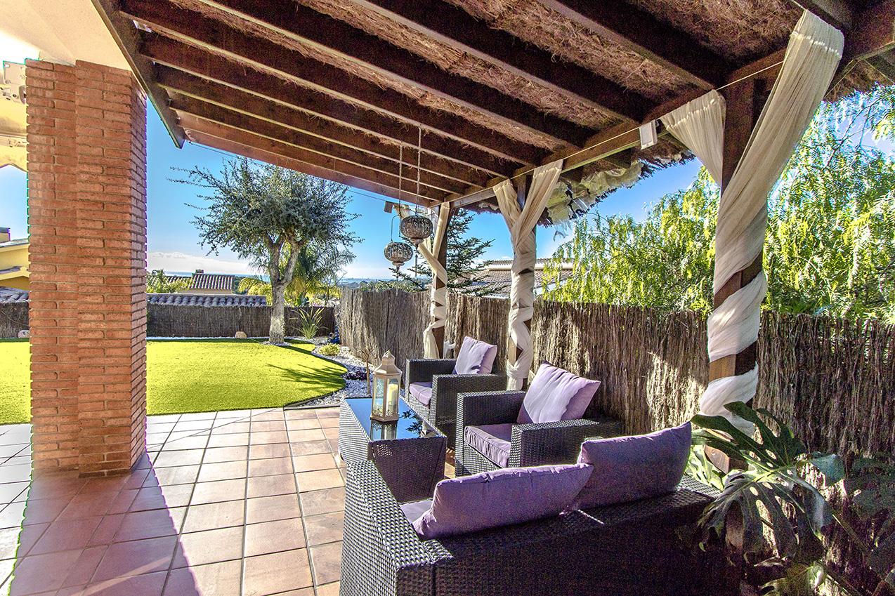 Ferienhaus Picturesque Seaside 3 bedroom villa in Caldes Estrach,with private pool! (1890834), Caldes d'Estrac, Costa del Meresme, Katalonien, Spanien, Bild 7