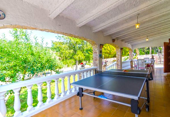 Ferienhaus Catalunya Casas: Majestic Villa Santa Coloma in the hills of Girona, 30 km to the beach! (2146373), Santa Coloma de Farners, Girona, Katalonien, Spanien, Bild 29