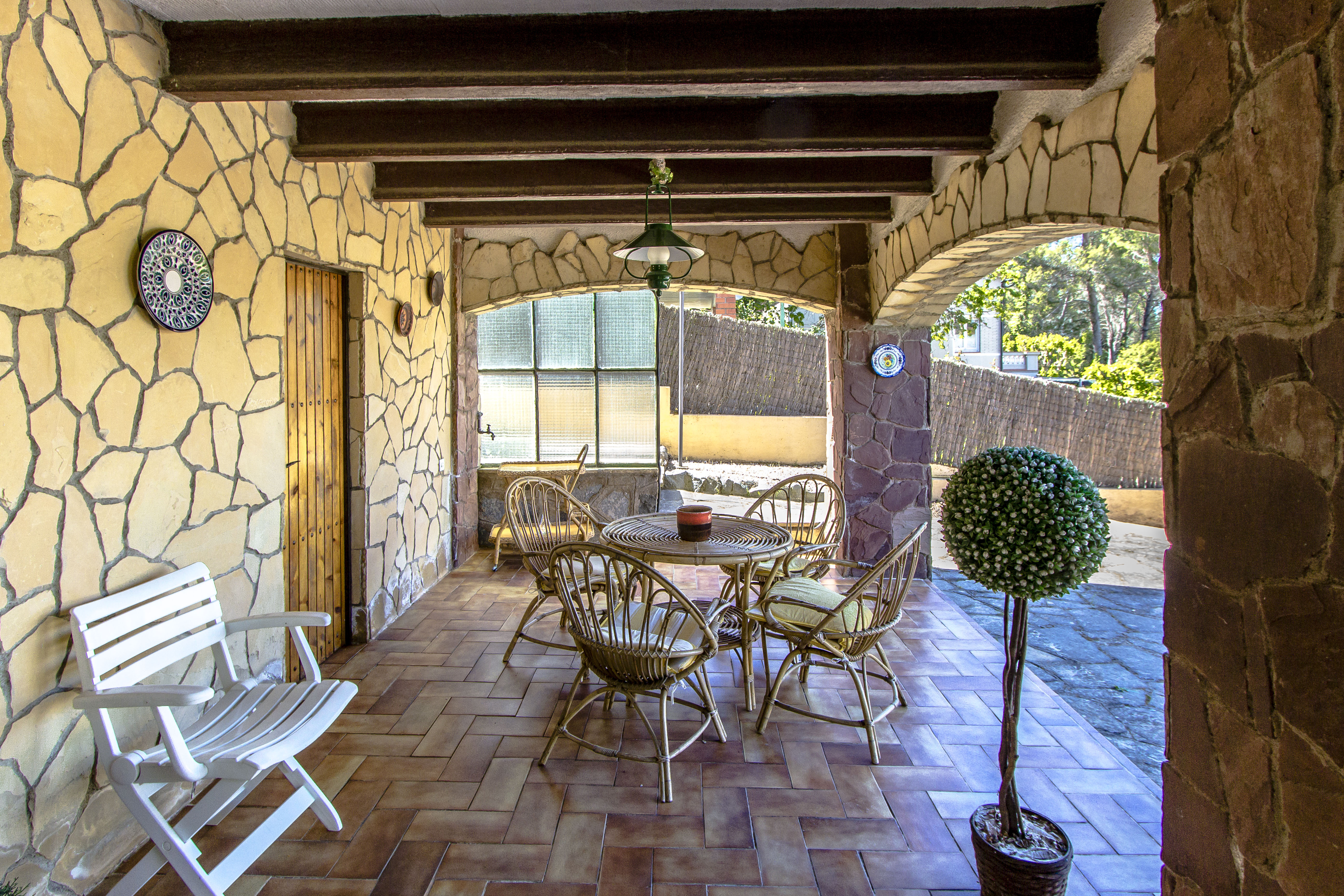 Delightful Mountain Villa, for 6 guests, only 15km Villa in Barcelona