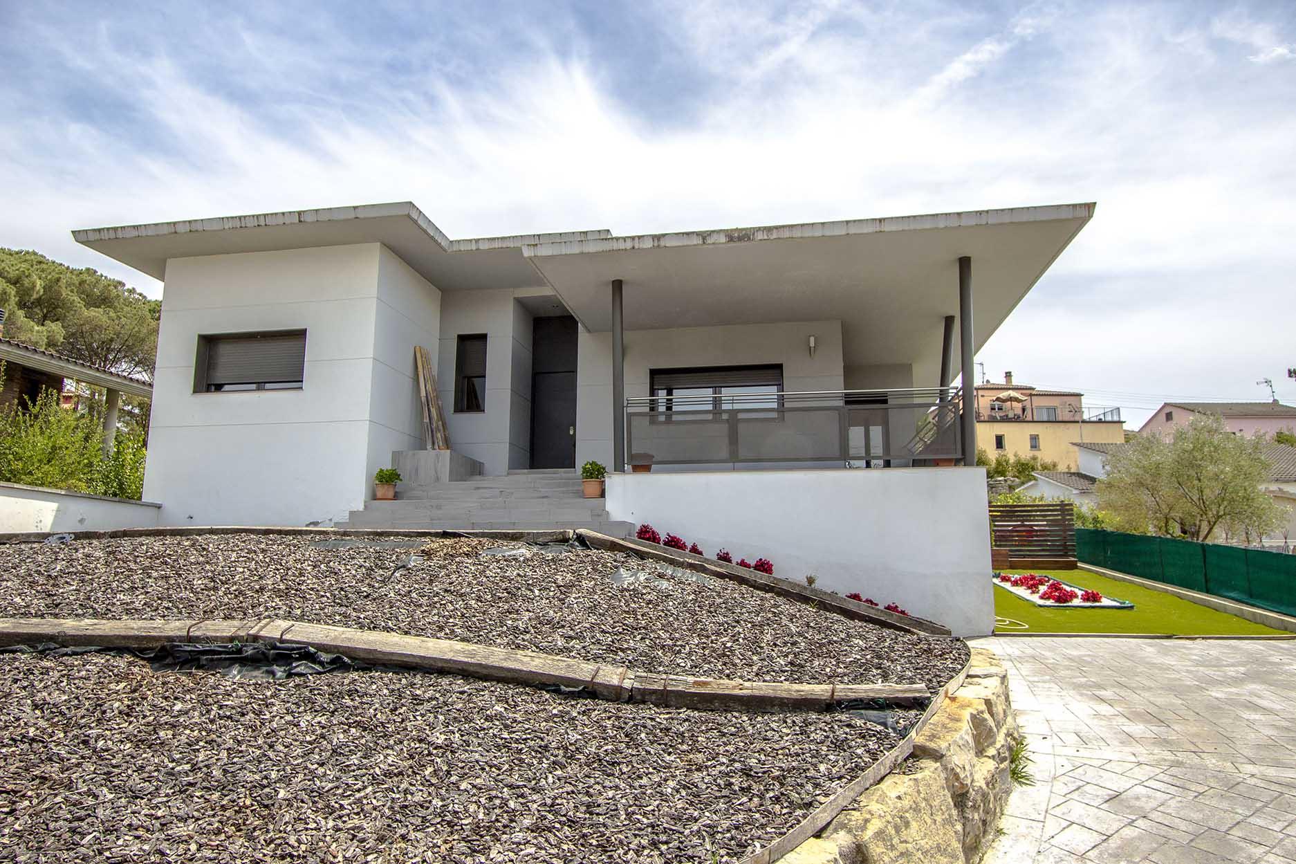 Ferienhaus Catalunya Casas: Modern villa in Sils, 15 min drive to Costa Brava beaches! (1902227), Les Mallorquines, Girona, Katalonien, Spanien, Bild 28