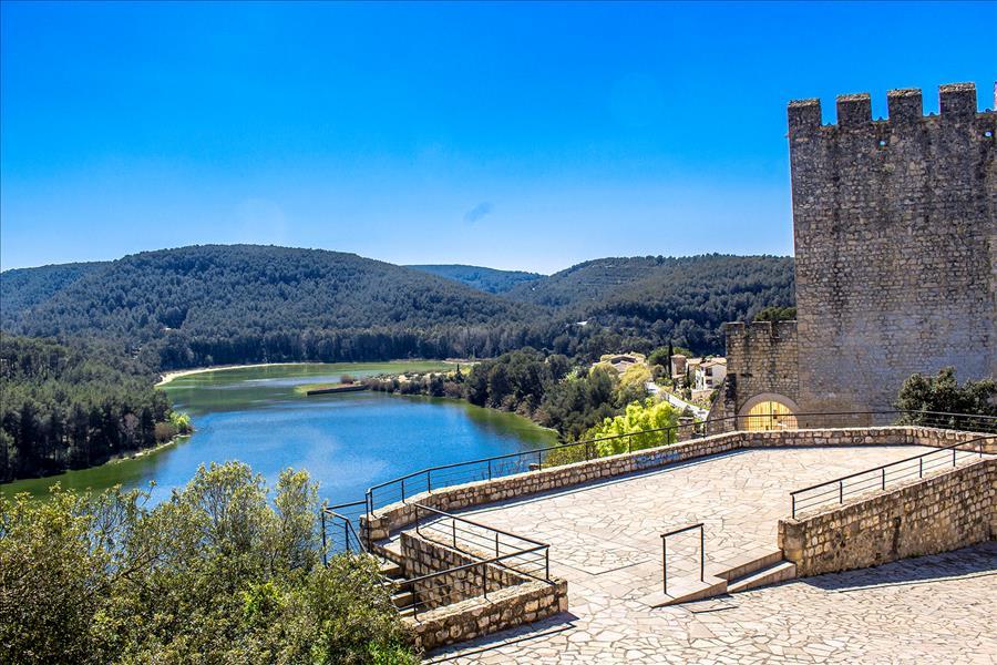 Ferienhaus Catalunya Casas: Villa Rica de Castellet in the lush Spanish mountains! (2212413), Torrelletes, Costa del Garraf, Katalonien, Spanien, Bild 39