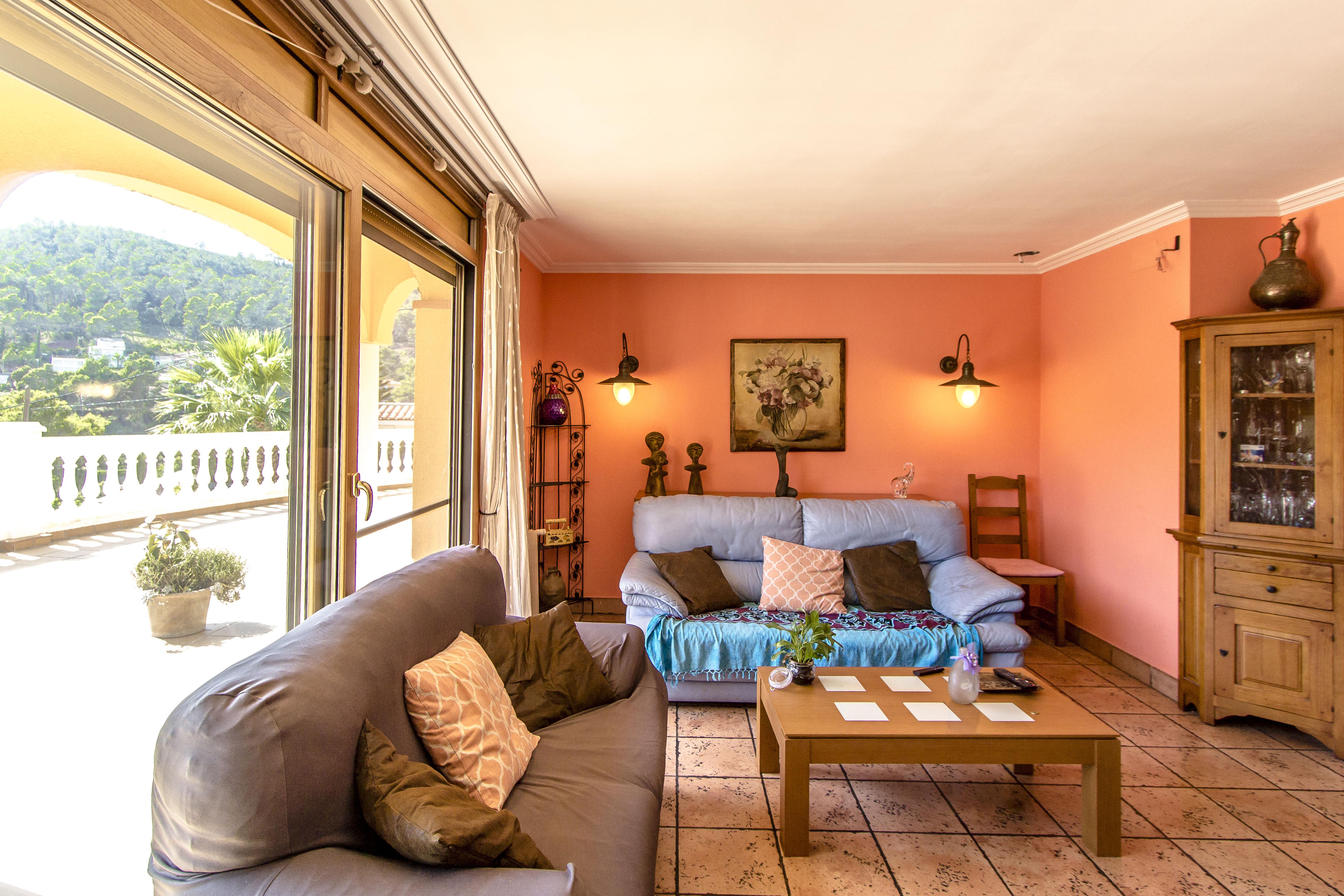 Ferienhaus Catalunya Casas: Fantastic villa in Torrelles, just 15 km from Barcelona! (1890843), Can Guey, Costa del Garraf, Katalonien, Spanien, Bild 19