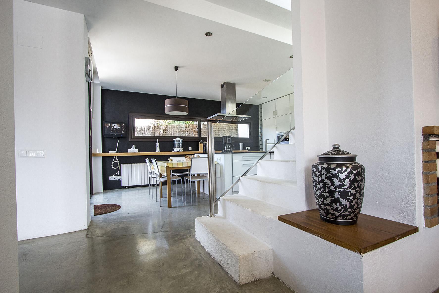 Ferienhaus Catalunya Casas: Serene villa in Sils, 20 km to Costa Brava beaches! (1890922), Les Mallorquines, Girona, Katalonien, Spanien, Bild 20