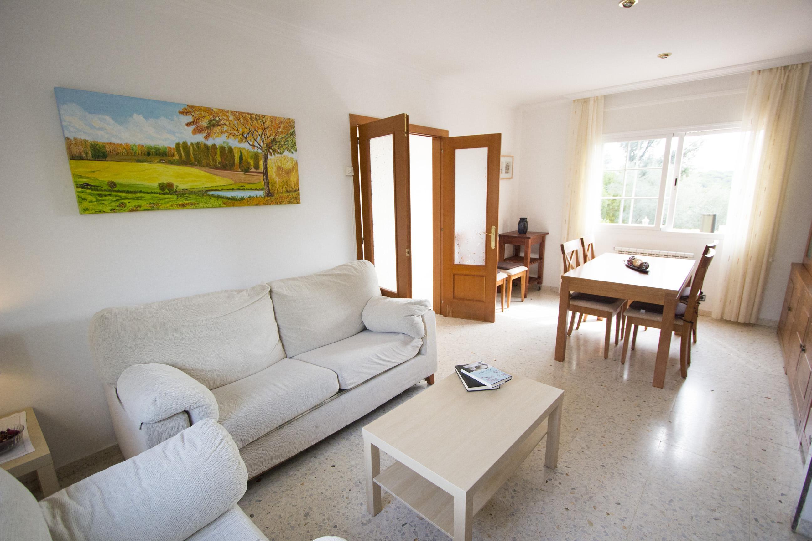 Ferienhaus Catalunya Casas: Peaceful Villa Sils, just 20 km from Costa Brava beaches! (2302155), Les Mallorquines, Girona, Katalonien, Spanien, Bild 12
