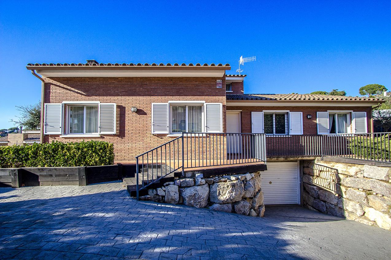 Ferienhaus Picturesque Seaside 3 bedroom villa in Caldes Estrach,with private pool! (1890834), Caldes d'Estrac, Costa del Meresme, Katalonien, Spanien, Bild 43