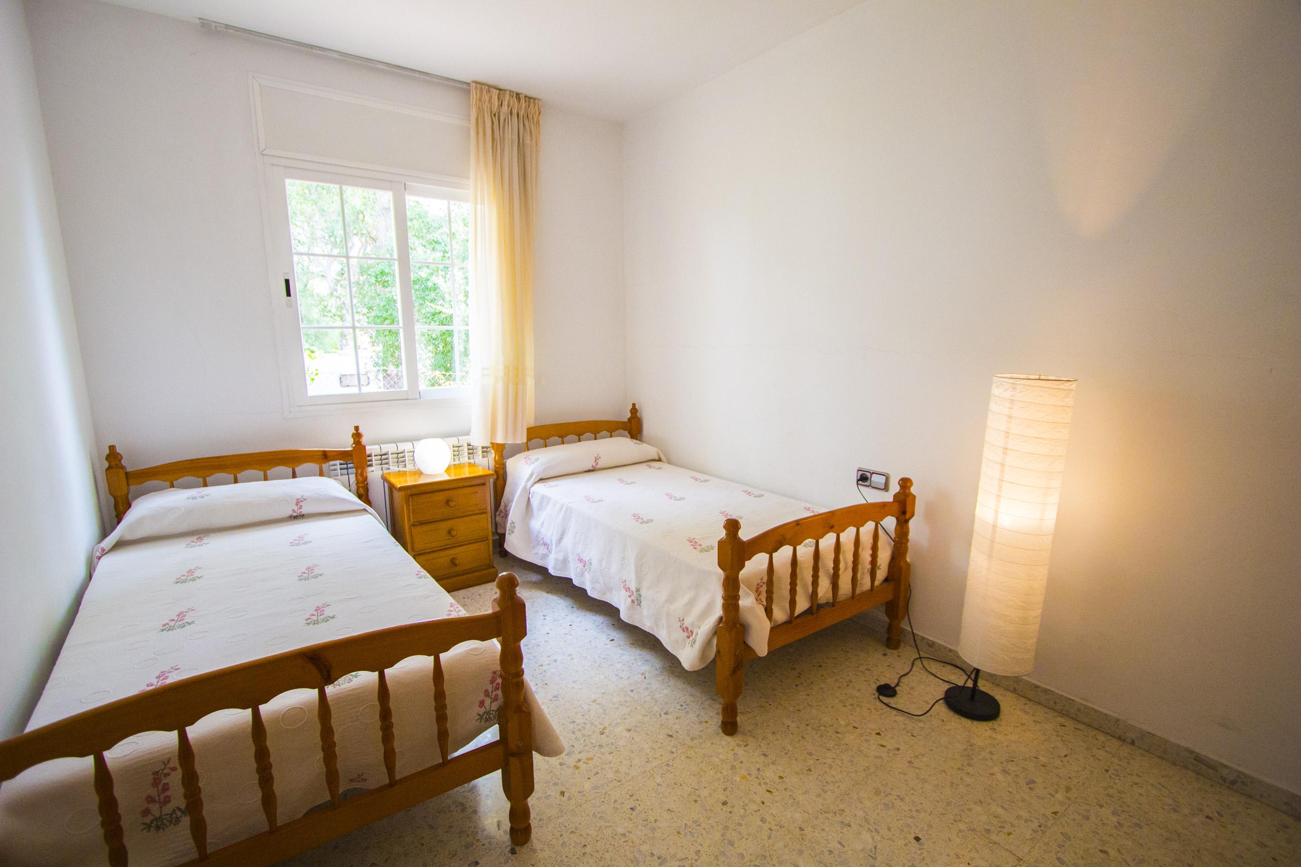 Ferienhaus Catalunya Casas: Peaceful Villa Sils, just 20 km from Costa Brava beaches! (2302155), Les Mallorquines, Girona, Katalonien, Spanien, Bild 20