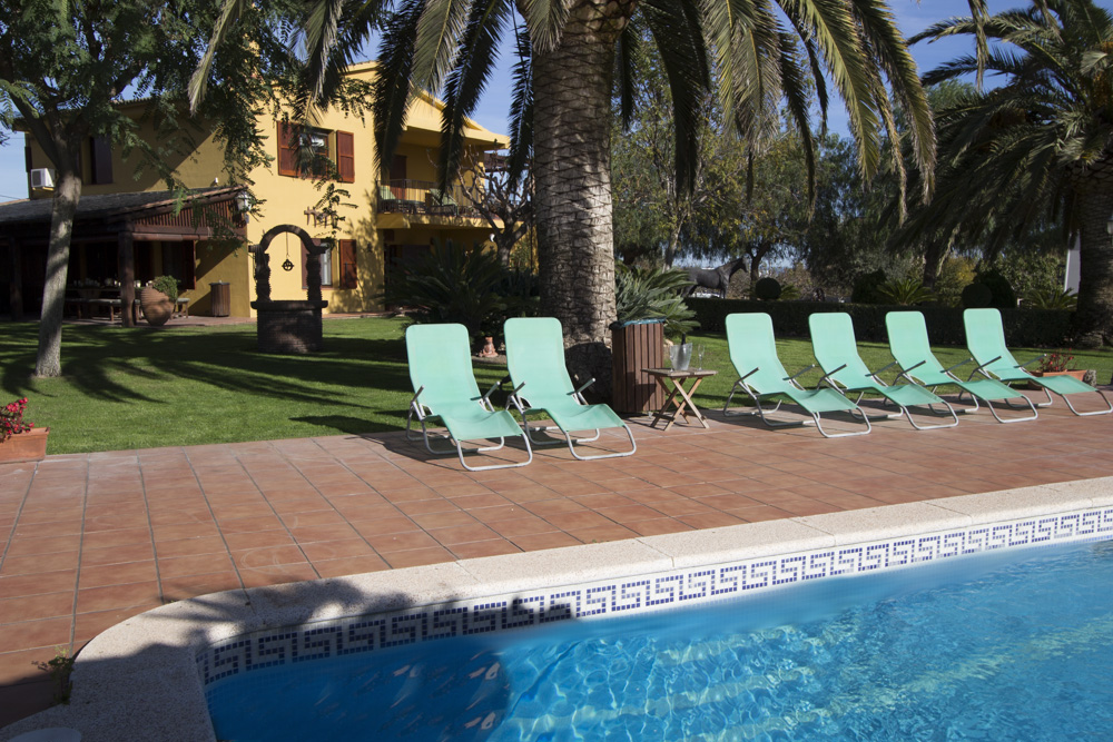 Ferienhaus Catalunya Casas:  Incredible villa in La Selva, 11 km from the beach! (1890848), La Selva del Camp, Tarragona, Katalonien, Spanien, Bild 3