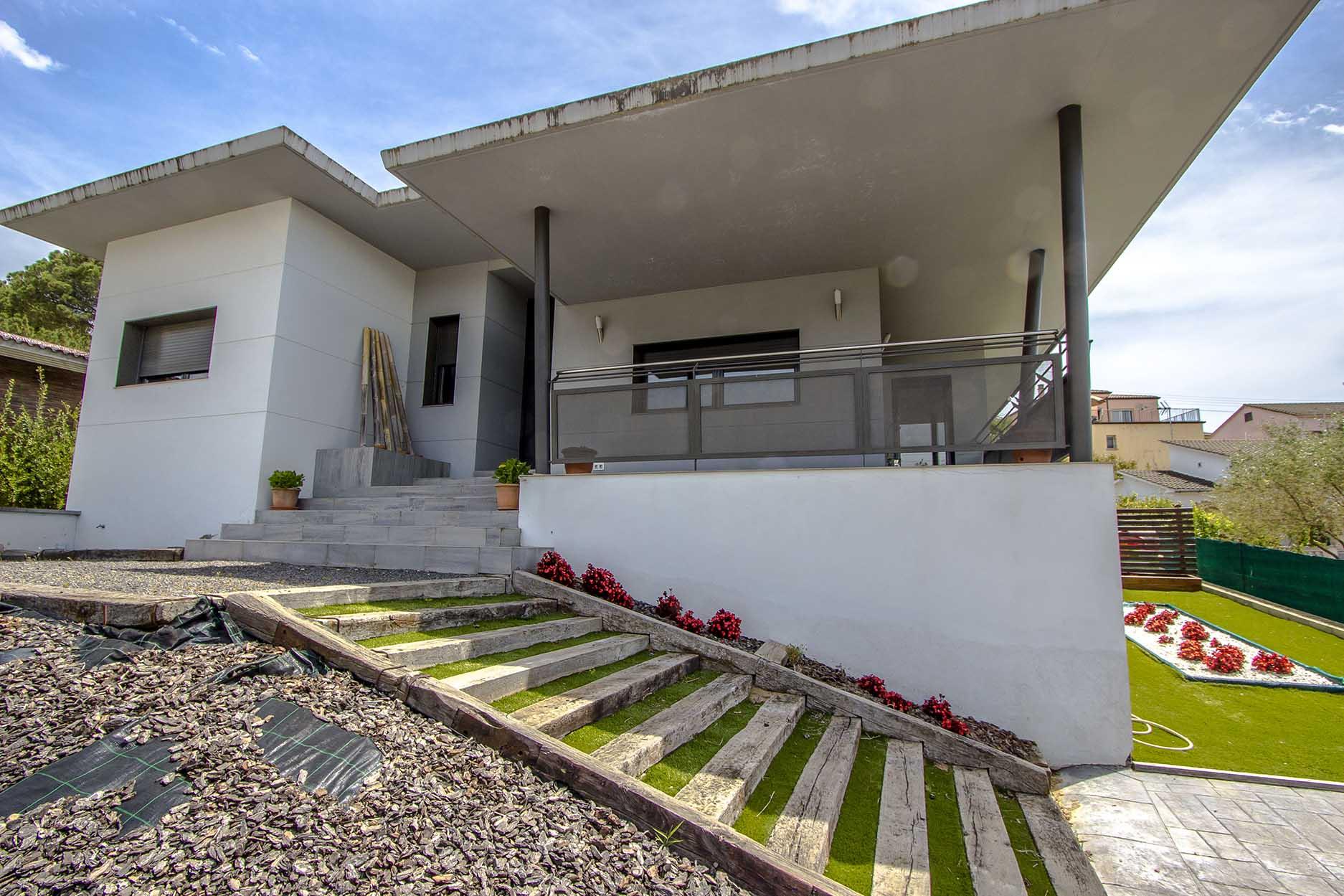 Ferienhaus Catalunya Casas: Modern villa in Sils, 15 min drive to Costa Brava beaches! (1902227), Les Mallorquines, Girona, Katalonien, Spanien, Bild 25