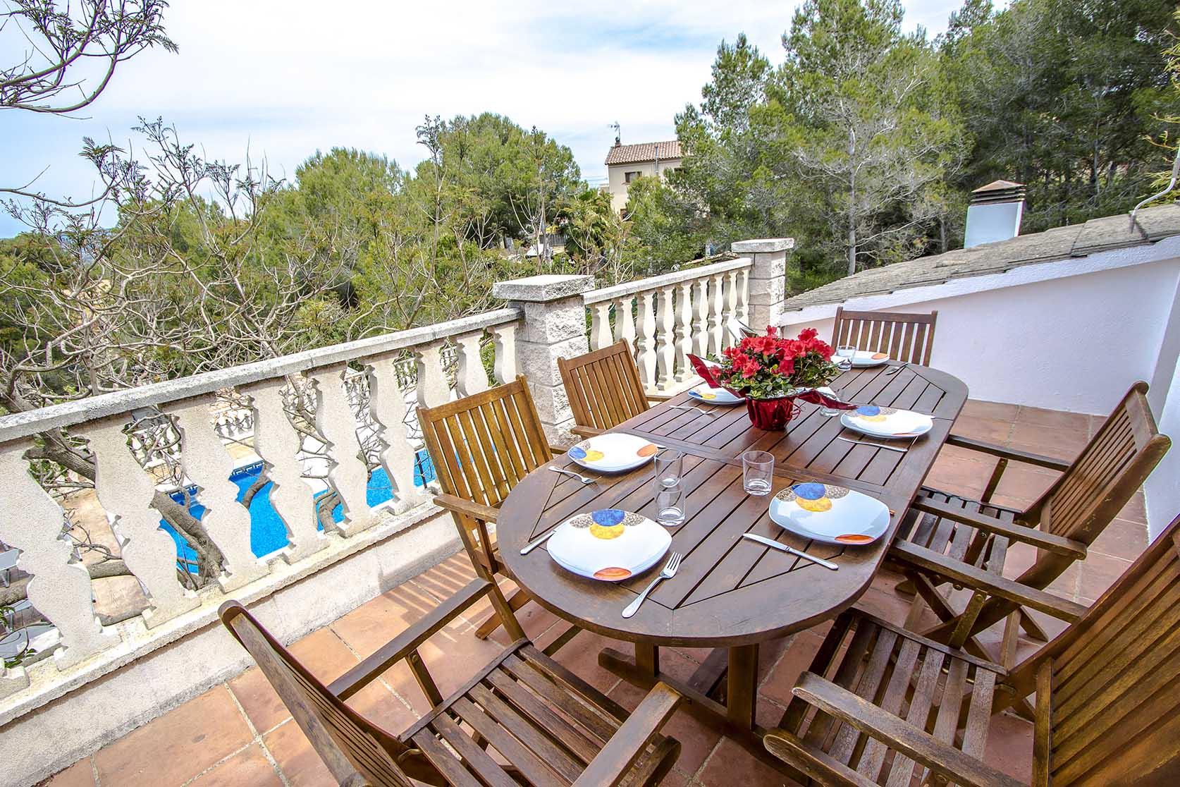 Ferienhaus Catalunya Casas: Lovely villa in Castellet, only 10 min to Costa Dorada beaches! (1890850), Castellet i la Gornal, Costa del Garraf, Katalonien, Spanien, Bild 9