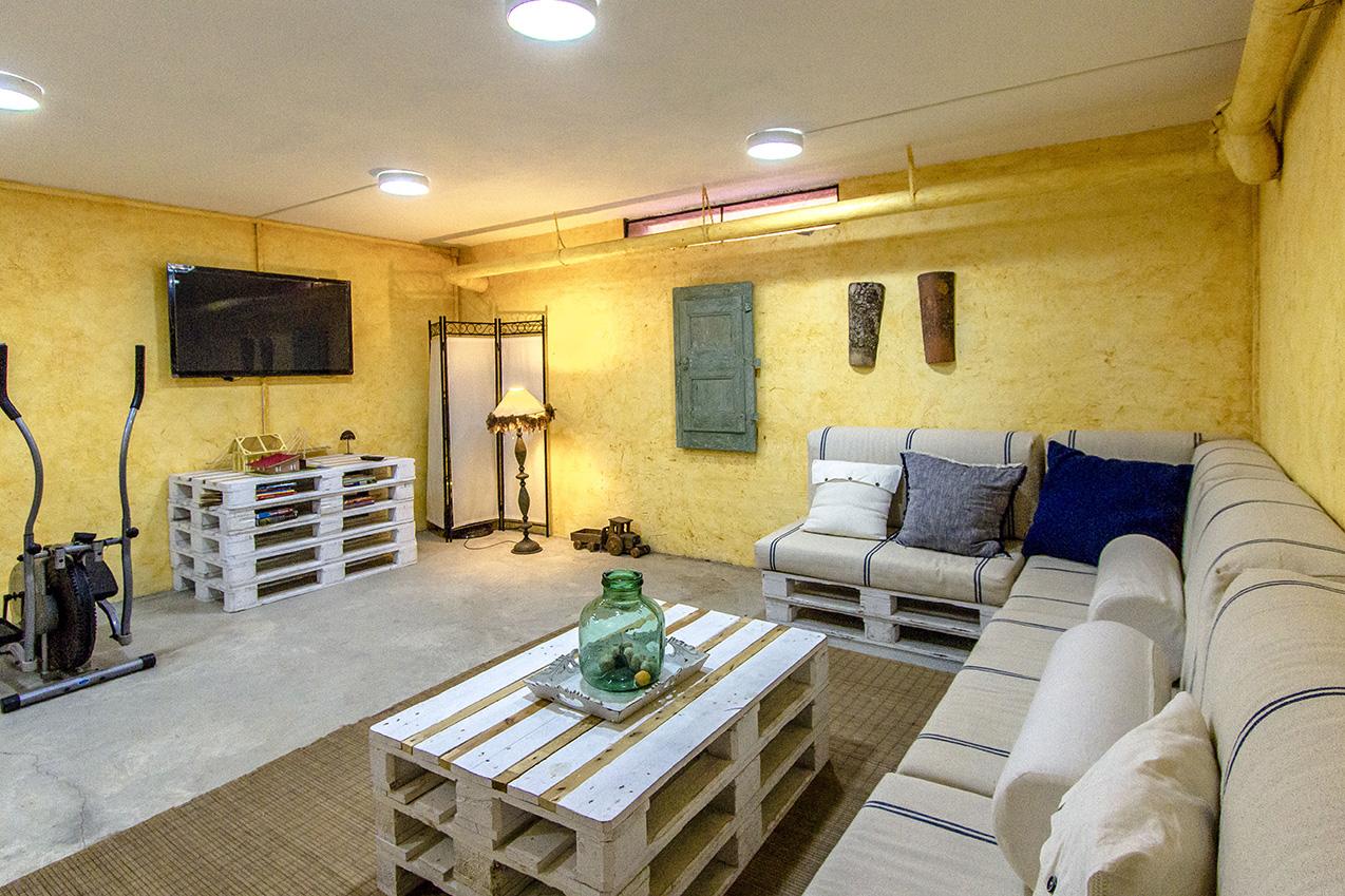 Ferienhaus Picturesque Seaside 3 bedroom villa in Caldes Estrach,with private pool! (1890834), Caldes d'Estrac, Costa del Meresme, Katalonien, Spanien, Bild 23