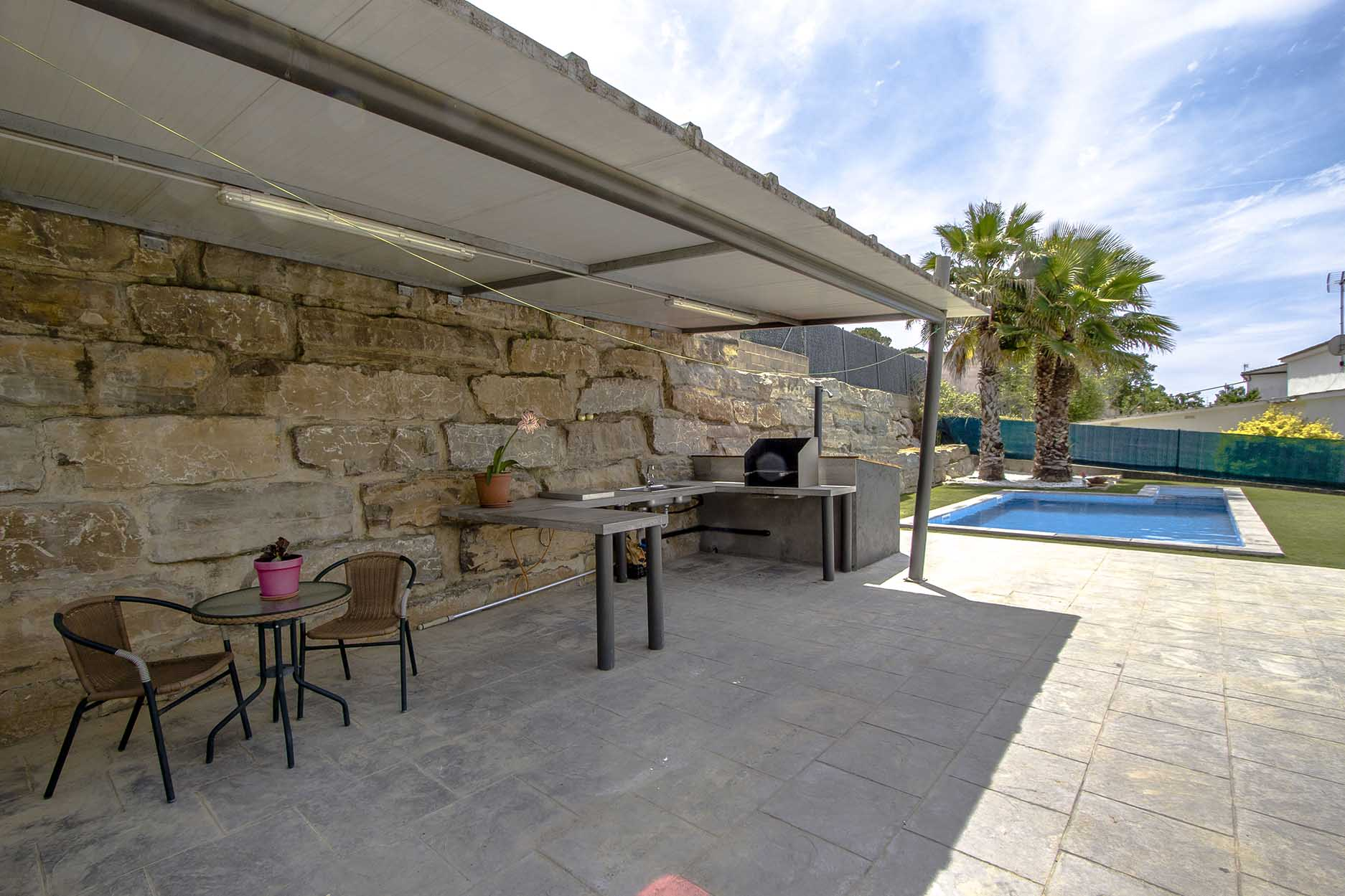 Ferienhaus Catalunya Casas: Modern villa in Sils, 15 min drive to Costa Brava beaches! (1902227), Les Mallorquines, Girona, Katalonien, Spanien, Bild 24