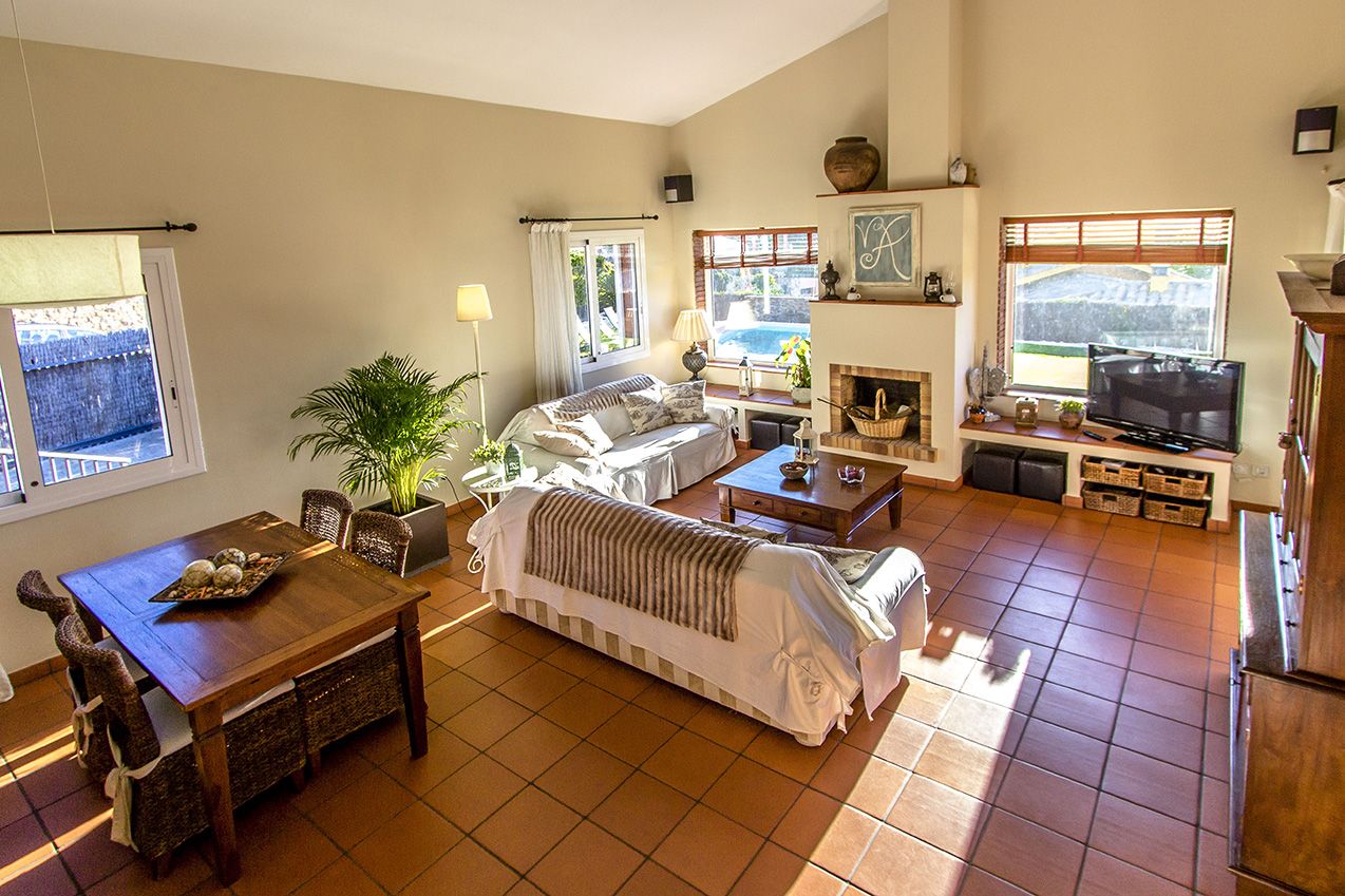 Ferienhaus Picturesque Seaside 3 bedroom villa in Caldes Estrach,with private pool! (1890834), Caldes d'Estrac, Costa del Meresme, Katalonien, Spanien, Bild 16