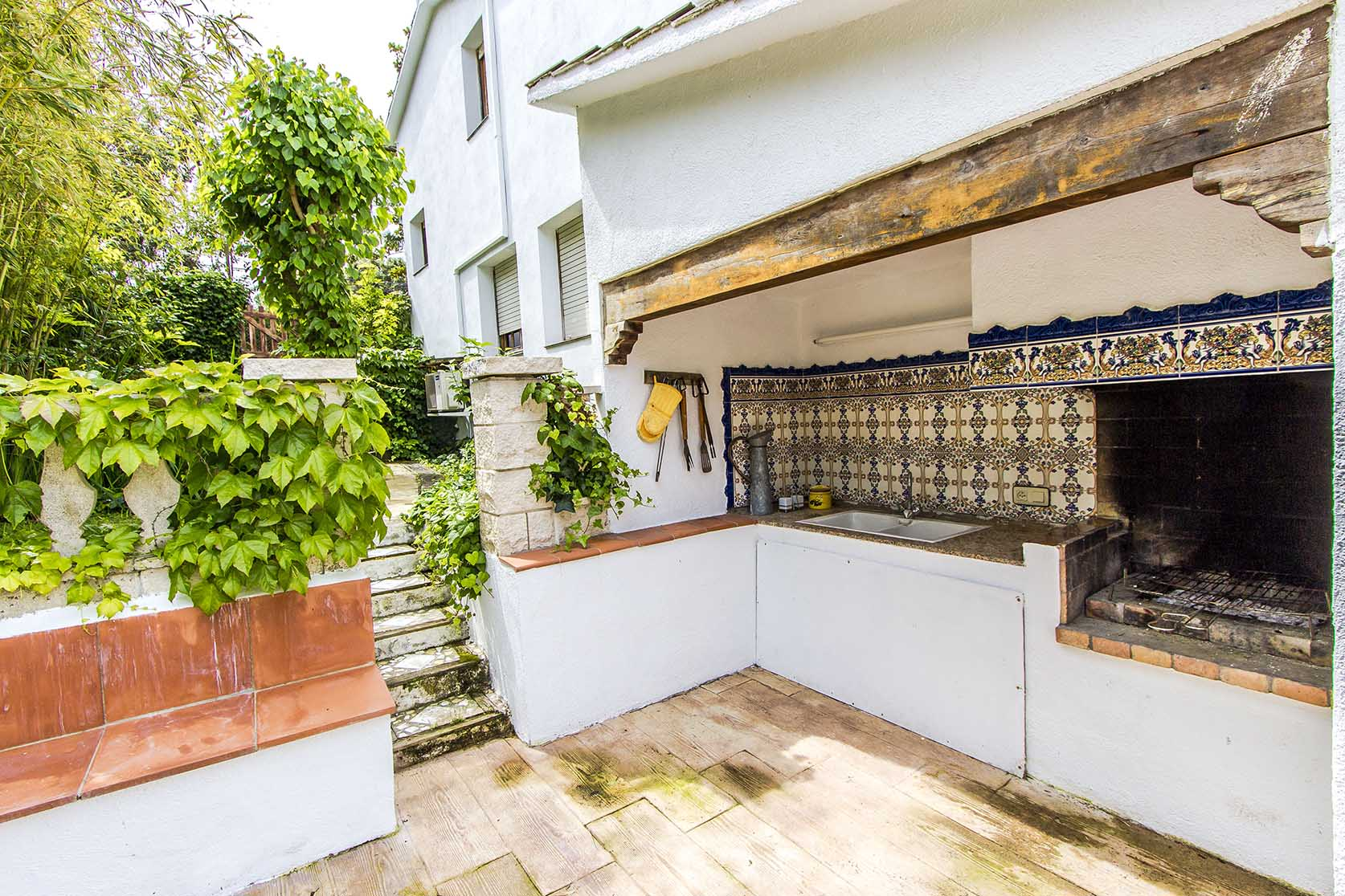 Ferienhaus Catalunya Casas: Lovely villa in Castellet, only 10 min to Costa Dorada beaches! (1890850), Castellet i la Gornal, Costa del Garraf, Katalonien, Spanien, Bild 33
