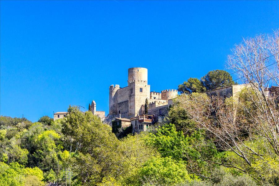 Ferienhaus Catalunya Casas: Villa Rica de Castellet in the lush Spanish mountains! (2212413), Torrelletes, Costa del Garraf, Katalonien, Spanien, Bild 42