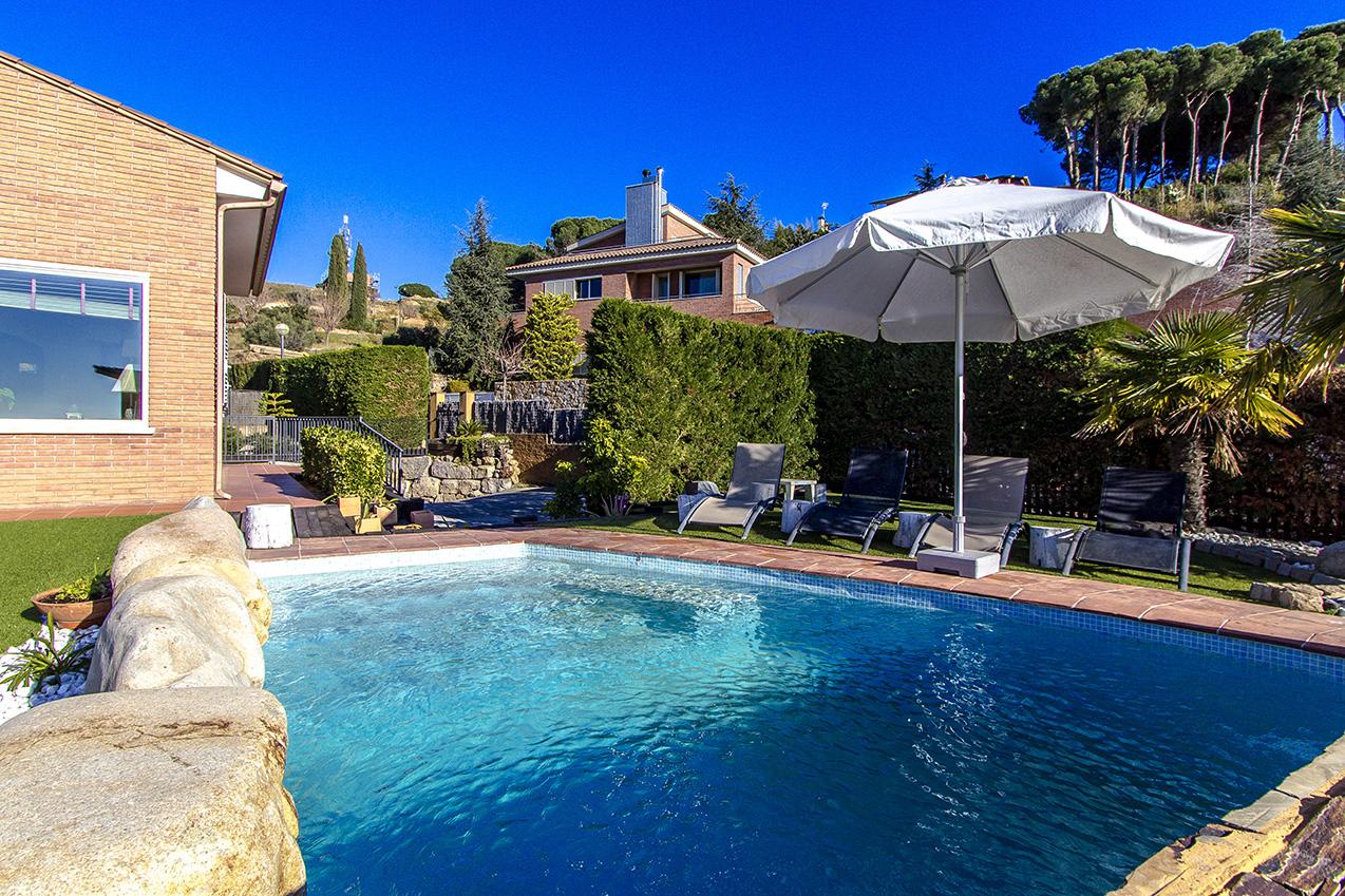 Ferienhaus Picturesque Seaside 3 bedroom villa in Caldes Estrach,with private pool! (1890834), Caldes d'Estrac, Costa del Meresme, Katalonien, Spanien, Bild 2