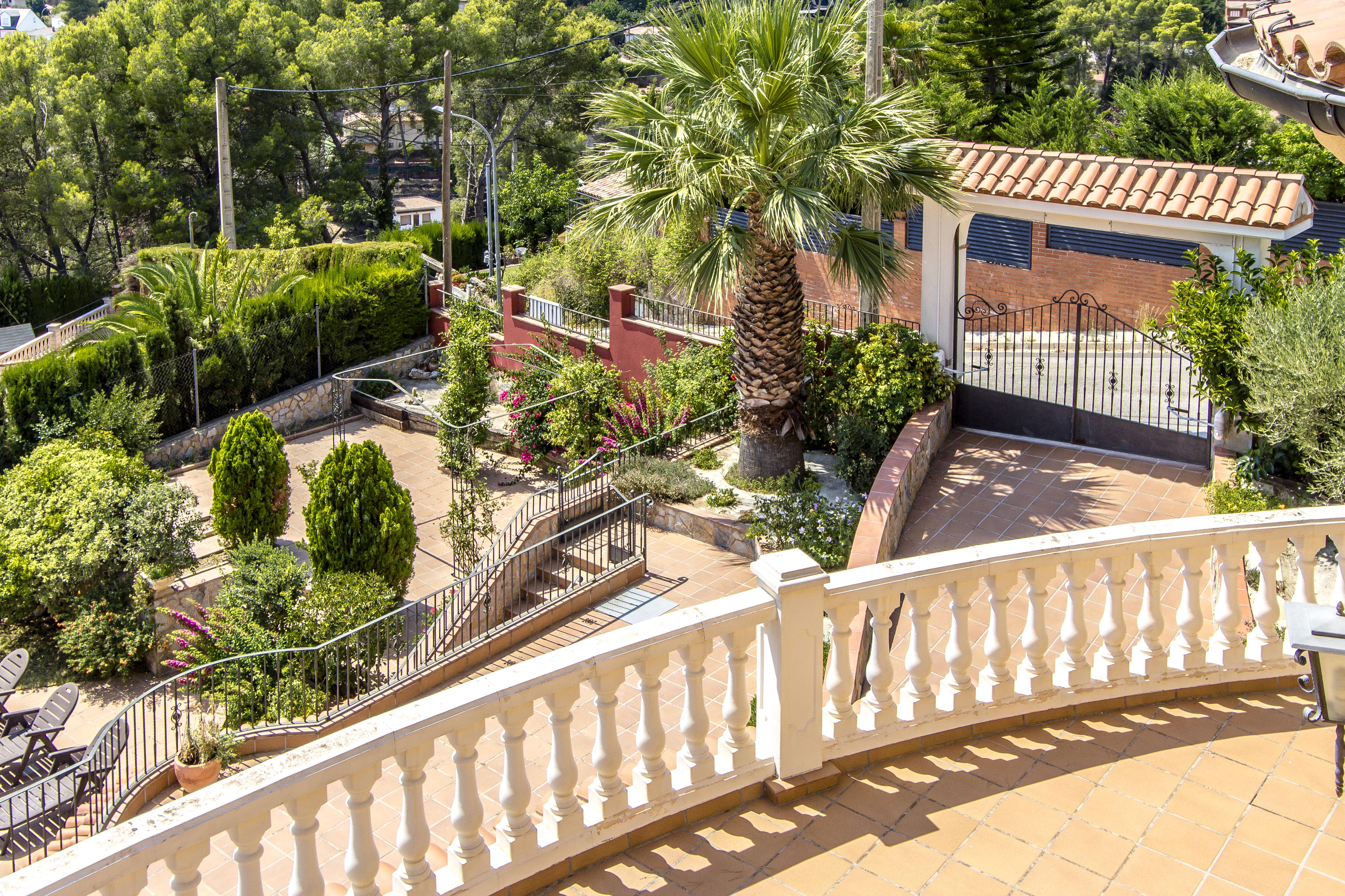 Ferienhaus Catalunya Casas: Fantastic villa in Torrelles, just 15 km from Barcelona! (1890843), Can Guey, Costa del Garraf, Katalonien, Spanien, Bild 11
