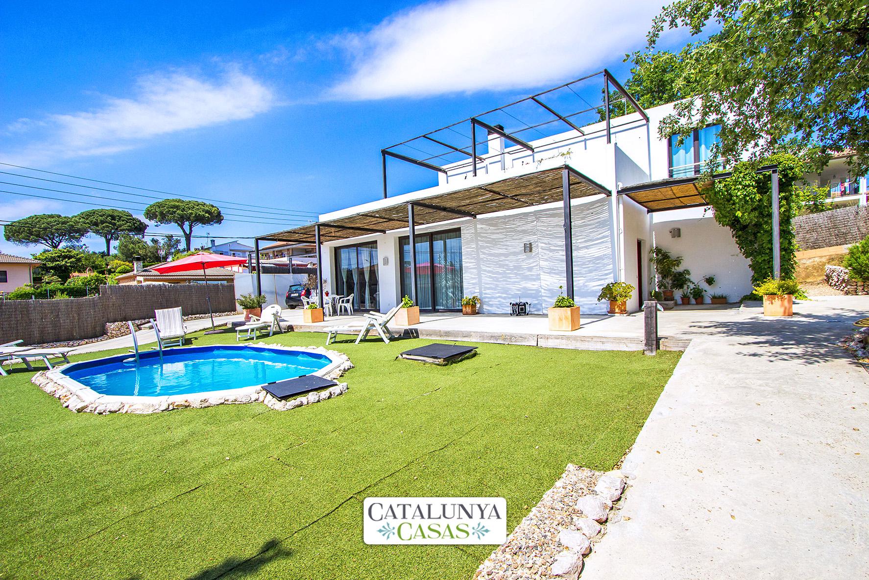 Ferienhaus Catalunya Casas: Serene villa in Sils, 20 km to Costa Brava beaches! (1890922), Les Mallorquines, Girona, Katalonien, Spanien, Bild 41