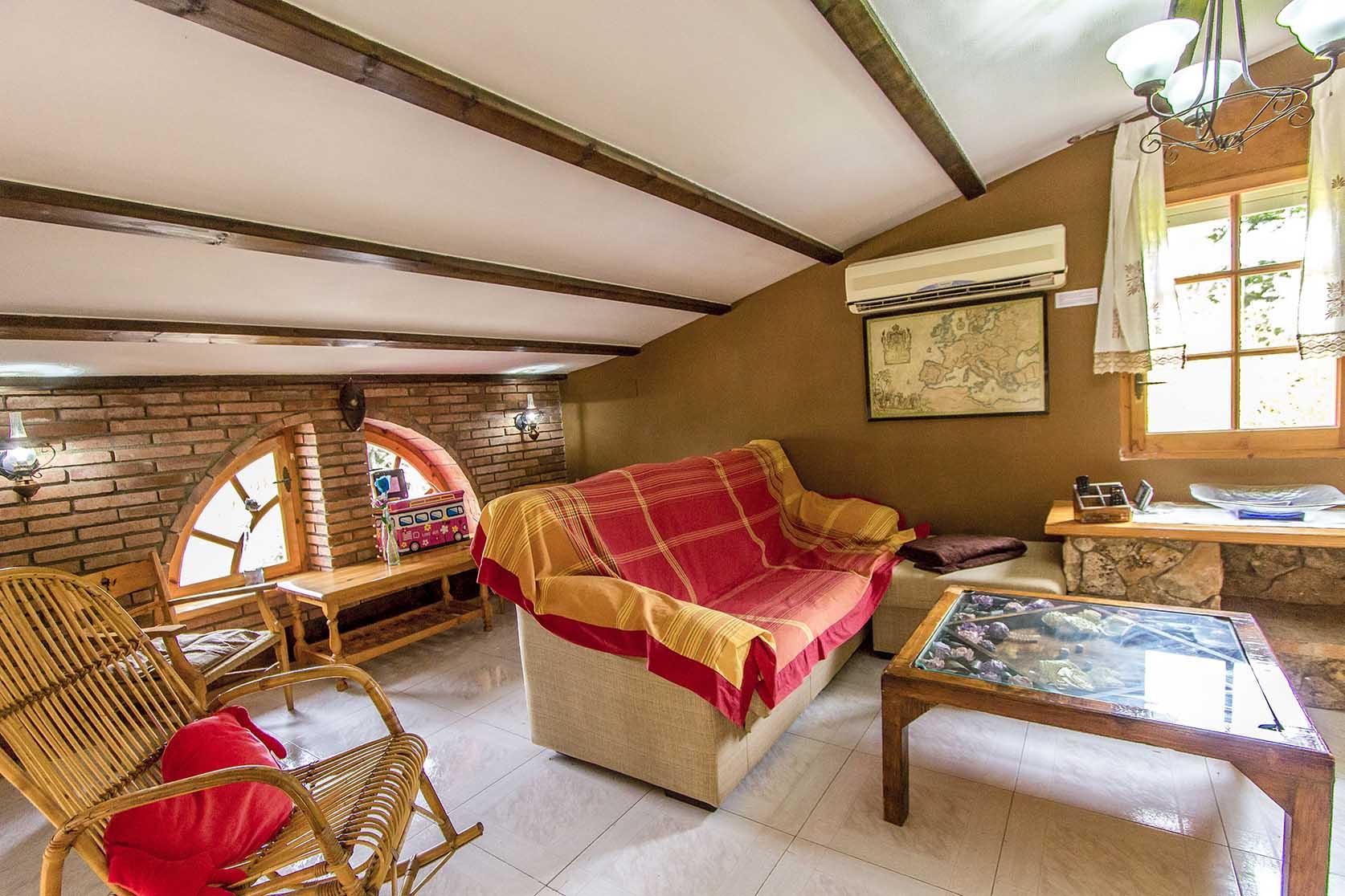 Ferienhaus Catalunya Casas: Lovely villa in Castellet, only 10 min to Costa Dorada beaches! (1890850), Castellet i la Gornal, Costa del Garraf, Katalonien, Spanien, Bild 28