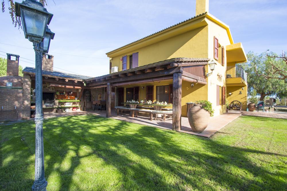 Ferienhaus Catalunya Casas:  Incredible villa in La Selva, 11 km from the beach! (1890848), La Selva del Camp, Tarragona, Katalonien, Spanien, Bild 2