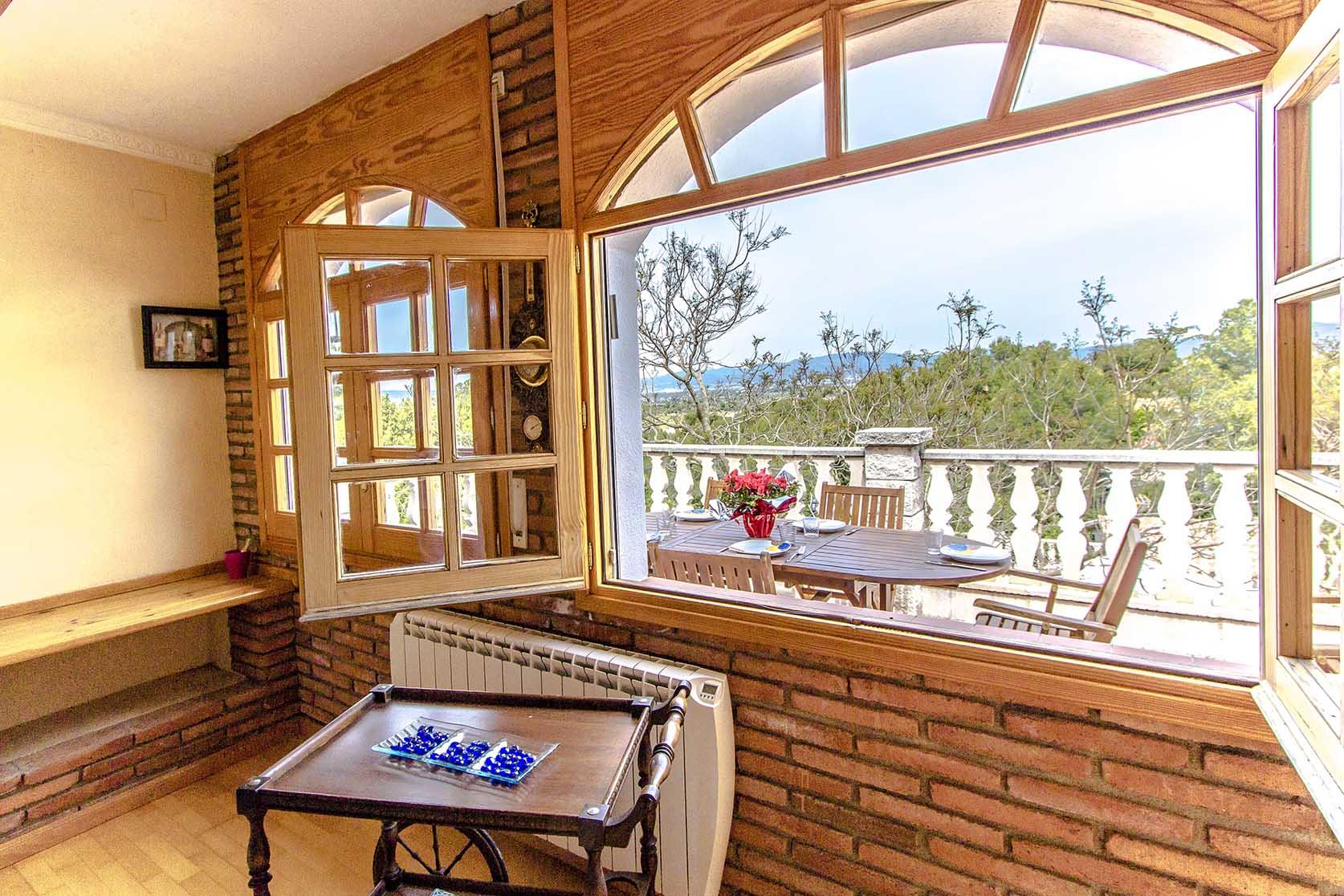 Ferienhaus Catalunya Casas: Lovely villa in Castellet, only 10 min to Costa Dorada beaches! (1890850), Castellet i la Gornal, Costa del Garraf, Katalonien, Spanien, Bild 10