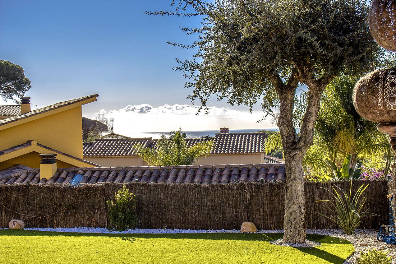 Ferienhaus Picturesque Seaside 3 bedroom villa in Caldes Estrach,with private pool! (1890834), Caldes d'Estrac, Costa del Meresme, Katalonien, Spanien, Bild 41