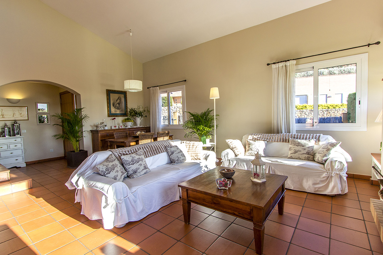 Ferienhaus Picturesque Seaside 3 bedroom villa in Caldes Estrach,with private pool! (1890834), Caldes d'Estrac, Costa del Meresme, Katalonien, Spanien, Bild 11