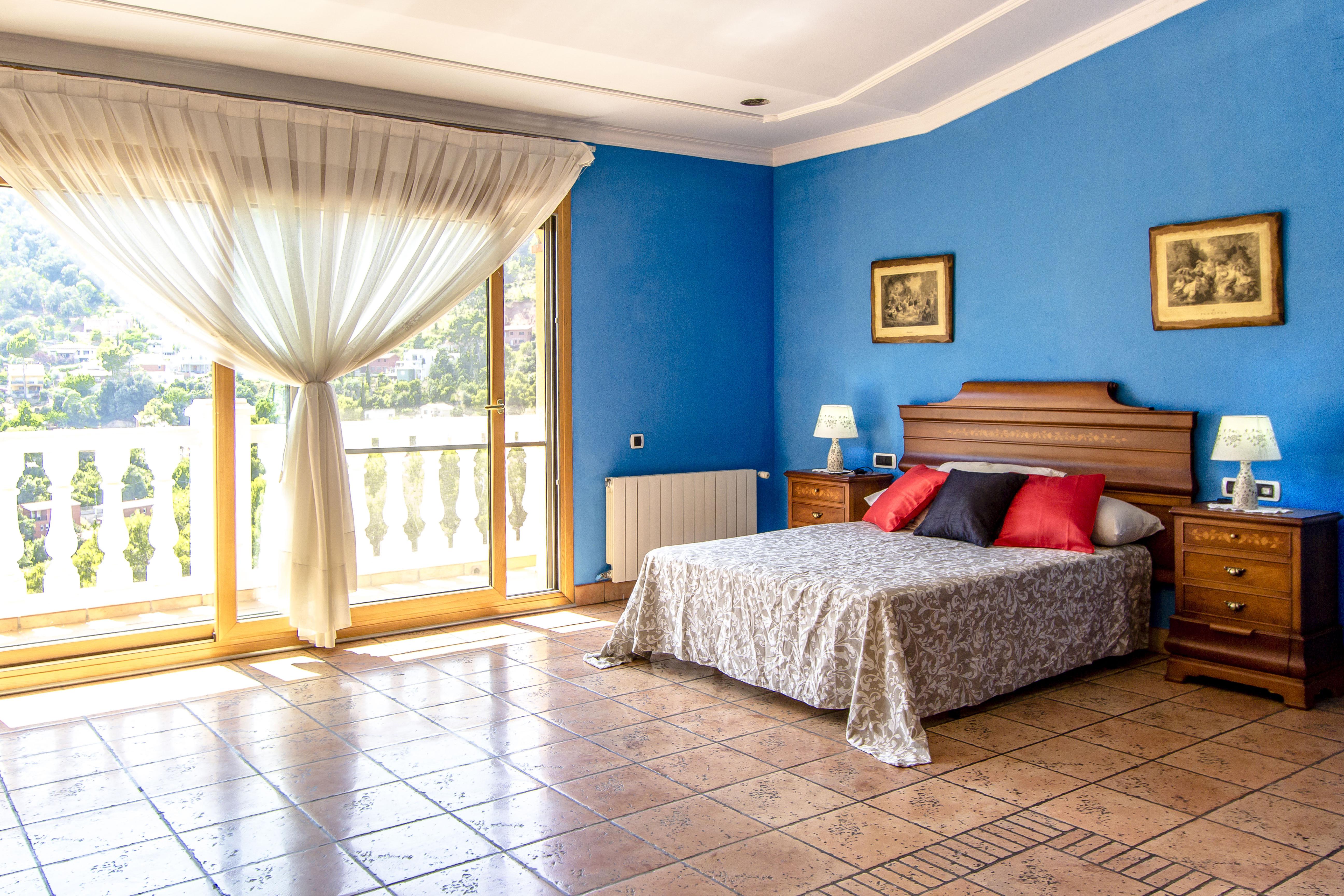 Ferienhaus Catalunya Casas: Fantastic villa in Torrelles, just 15 km from Barcelona! (1890843), Can Guey, Costa del Garraf, Katalonien, Spanien, Bild 27
