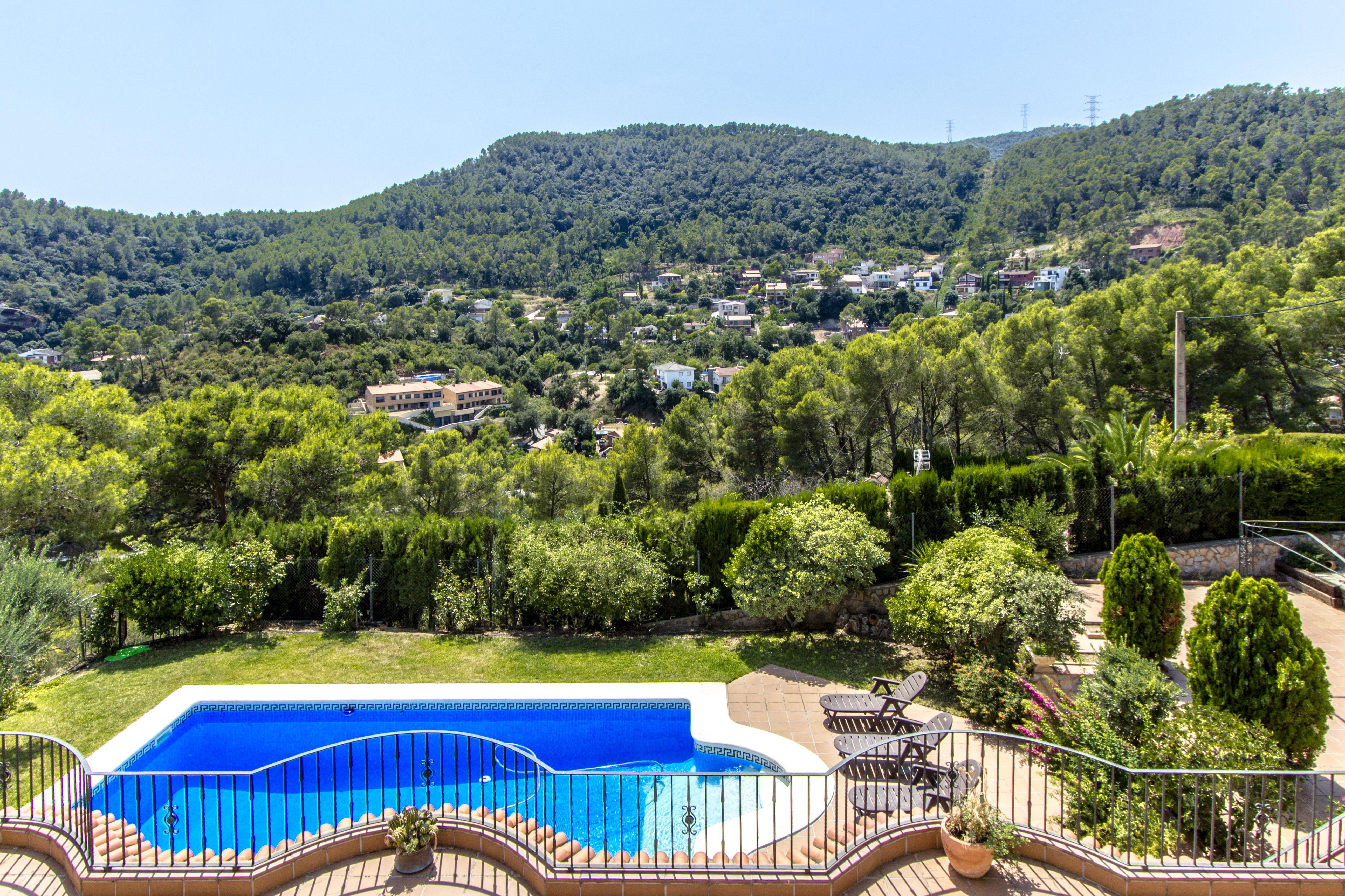 Ferienhaus Catalunya Casas: Fantastic villa in Torrelles, just 15 km from Barcelona! (1890843), Can Guey, Costa del Garraf, Katalonien, Spanien, Bild 8