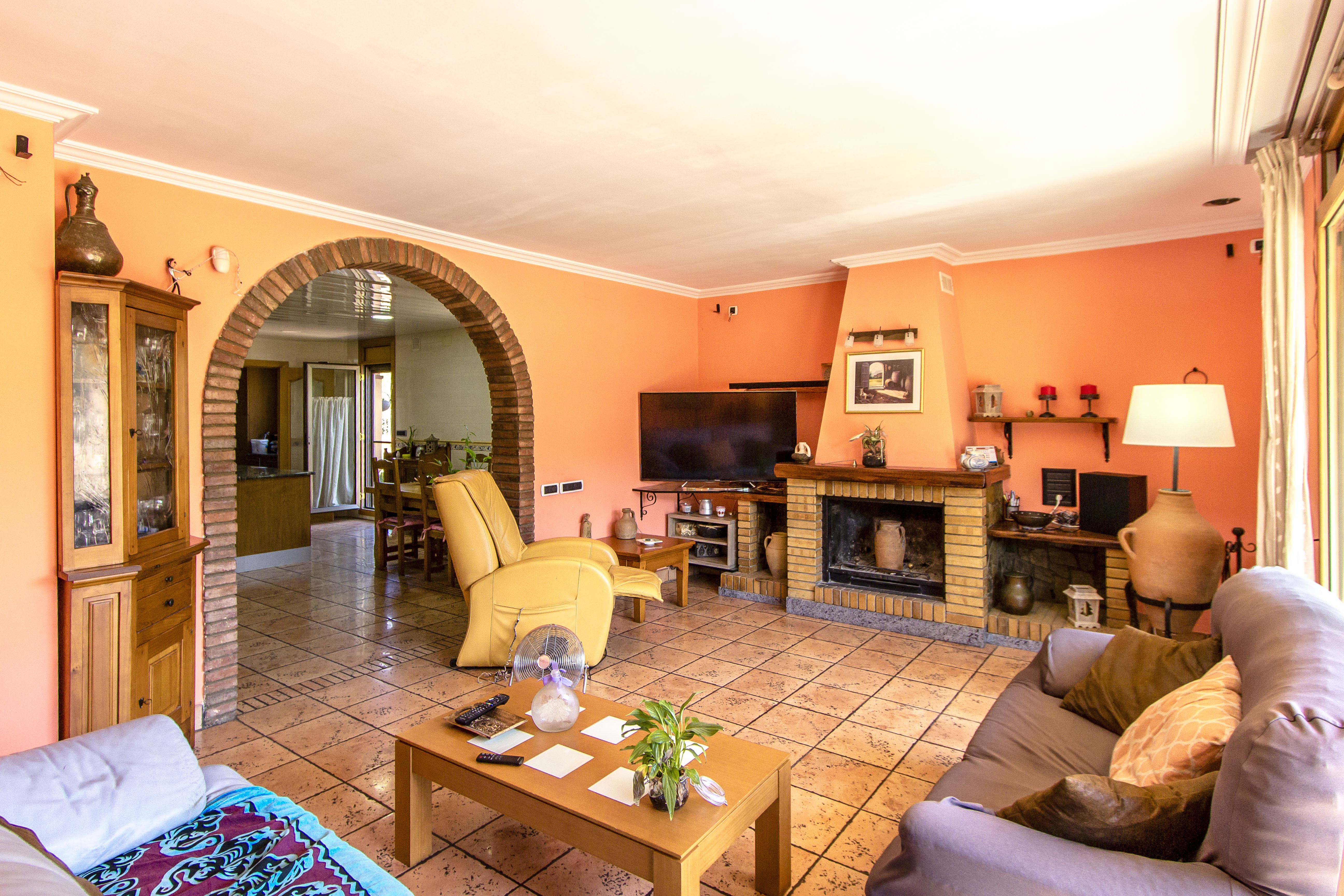 Ferienhaus Catalunya Casas: Fantastic villa in Torrelles, just 15 km from Barcelona! (1890843), Can Guey, Costa del Garraf, Katalonien, Spanien, Bild 20