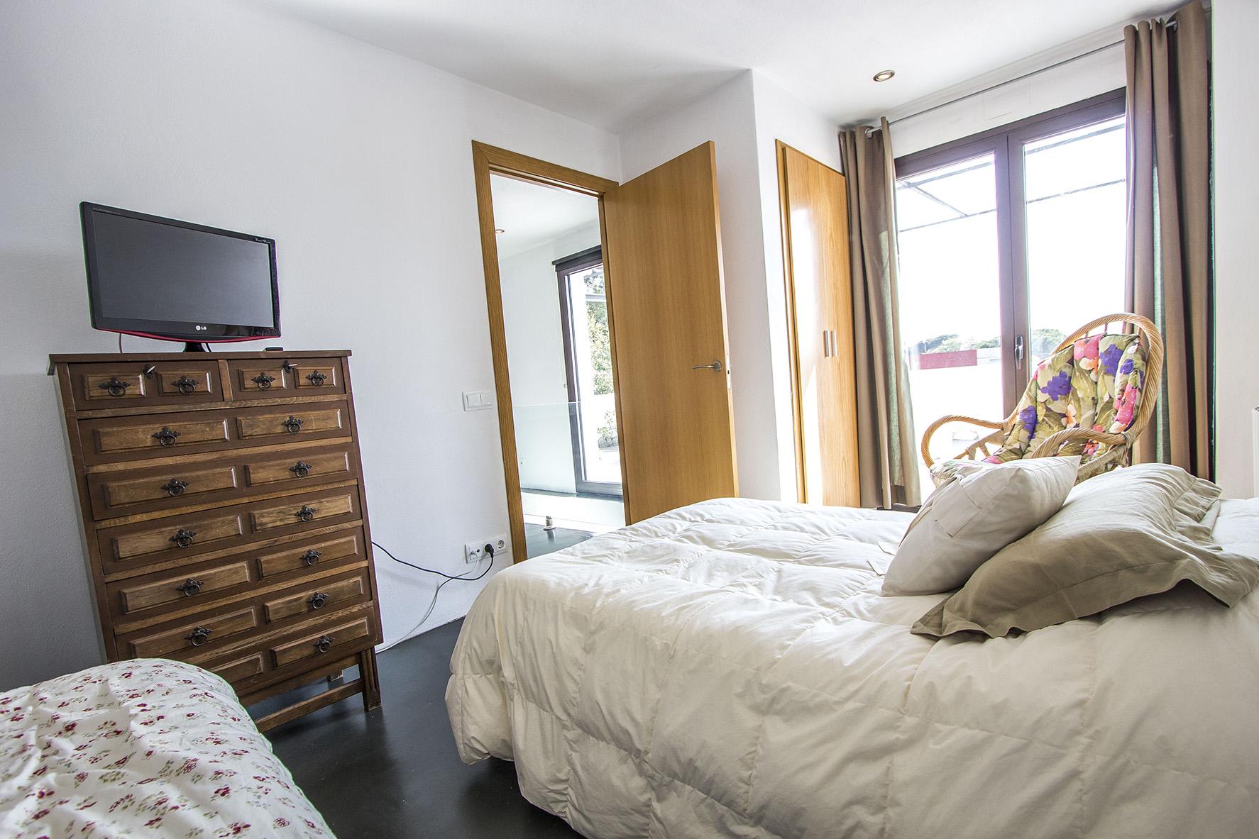 Ferienhaus Catalunya Casas: Serene villa in Sils, 20 km to Costa Brava beaches! (1890922), Les Mallorquines, Girona, Katalonien, Spanien, Bild 33