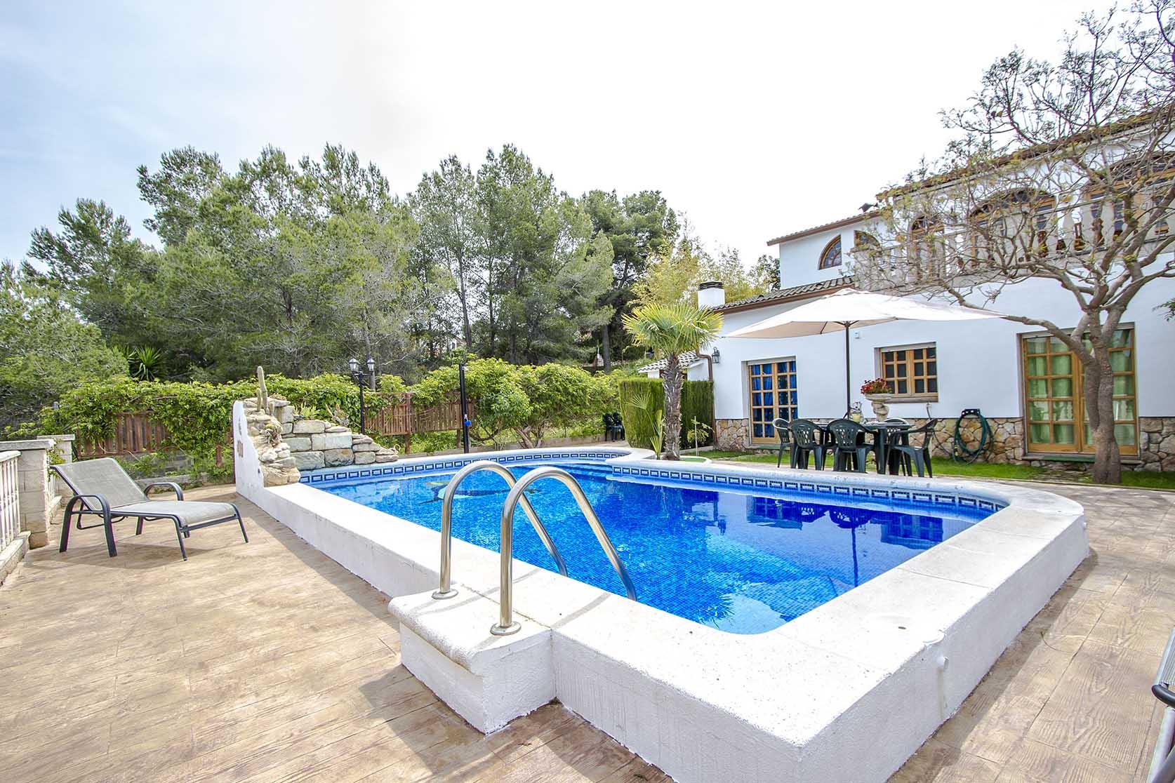 Ferienhaus Catalunya Casas: Lovely villa in Castellet, only 10 min to Costa Dorada beaches! (1890850), Castellet i la Gornal, Costa del Garraf, Katalonien, Spanien, Bild 6