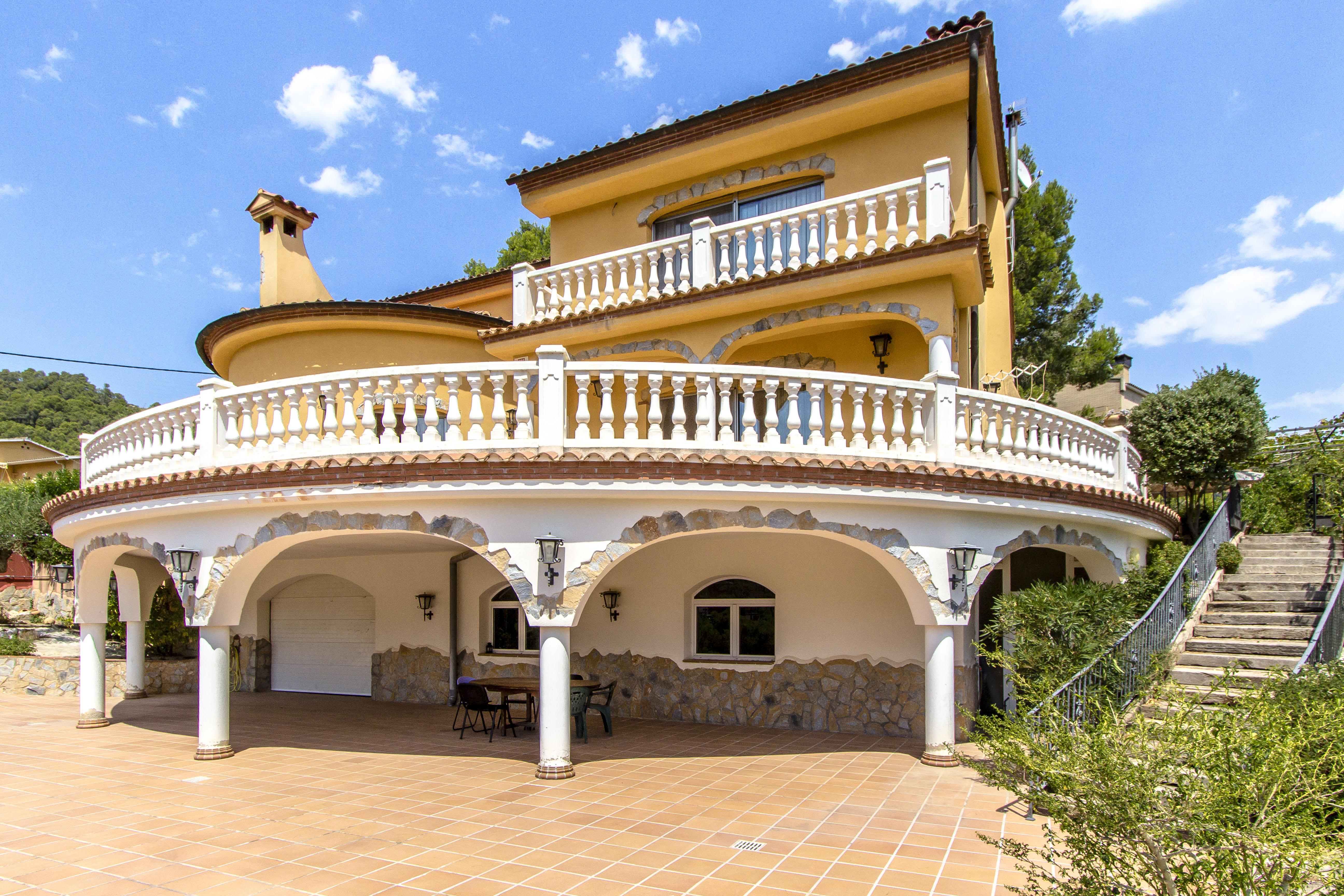 Ferienhaus Catalunya Casas: Fantastic villa in Torrelles, just 15 km from Barcelona! (1890843), Can Guey, Costa del Garraf, Katalonien, Spanien, Bild 12