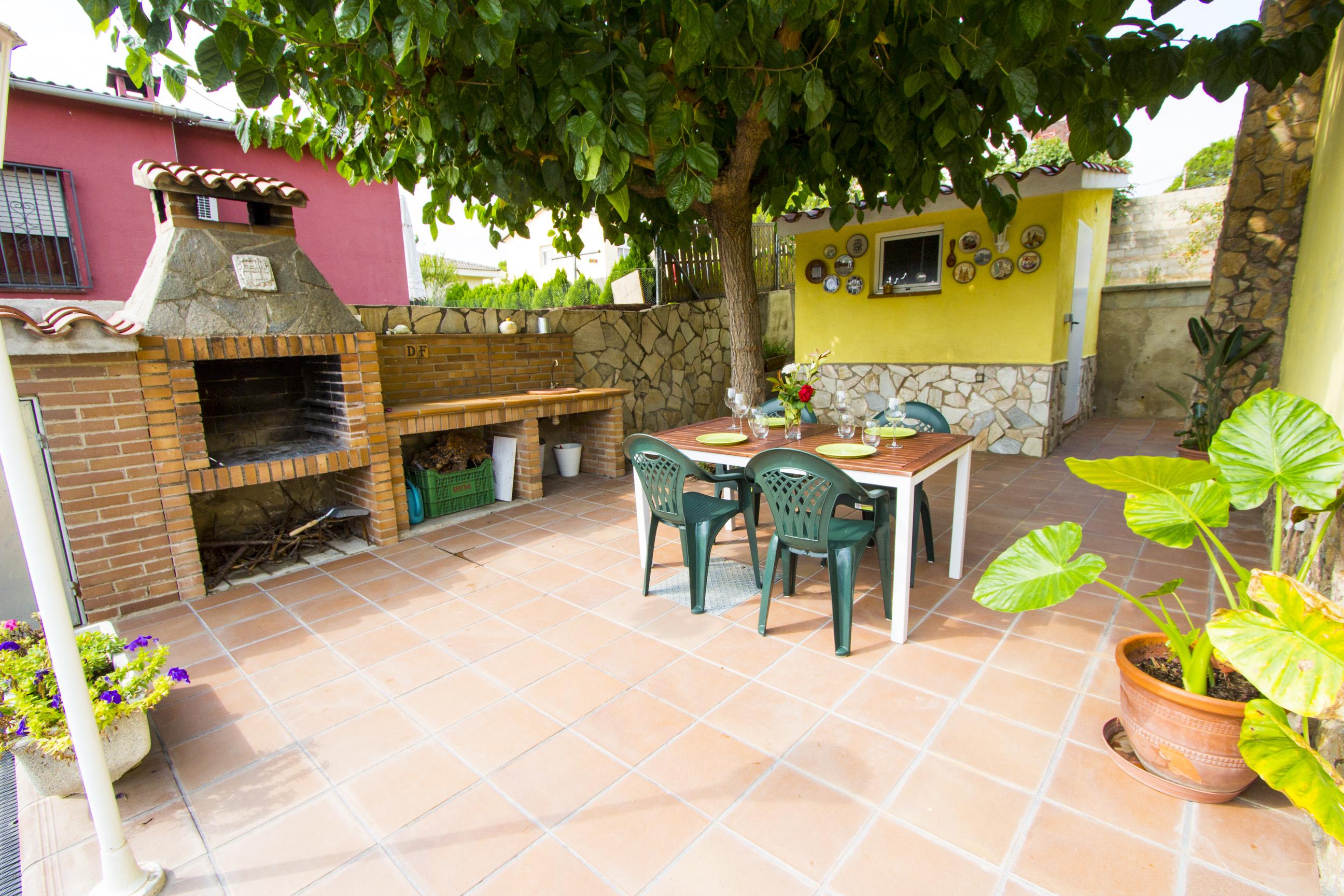 Ferienhaus Catalunya Casas: Peaceful Villa Sils, just 20 km from Costa Brava beaches! (2302155), Les Mallorquines, Girona, Katalonien, Spanien, Bild 8