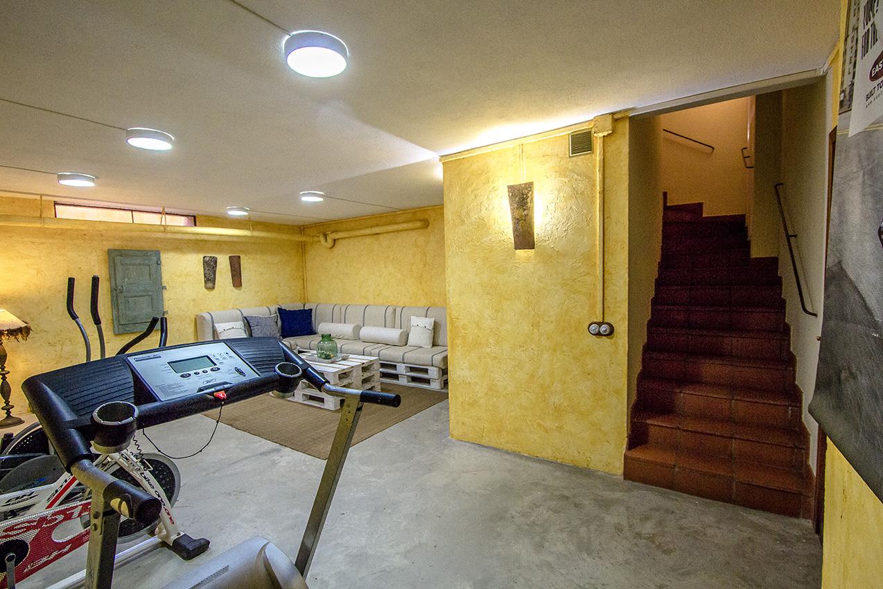 Ferienhaus Picturesque Seaside 3 bedroom villa in Caldes Estrach,with private pool! (1890834), Caldes d'Estrac, Costa del Meresme, Katalonien, Spanien, Bild 38
