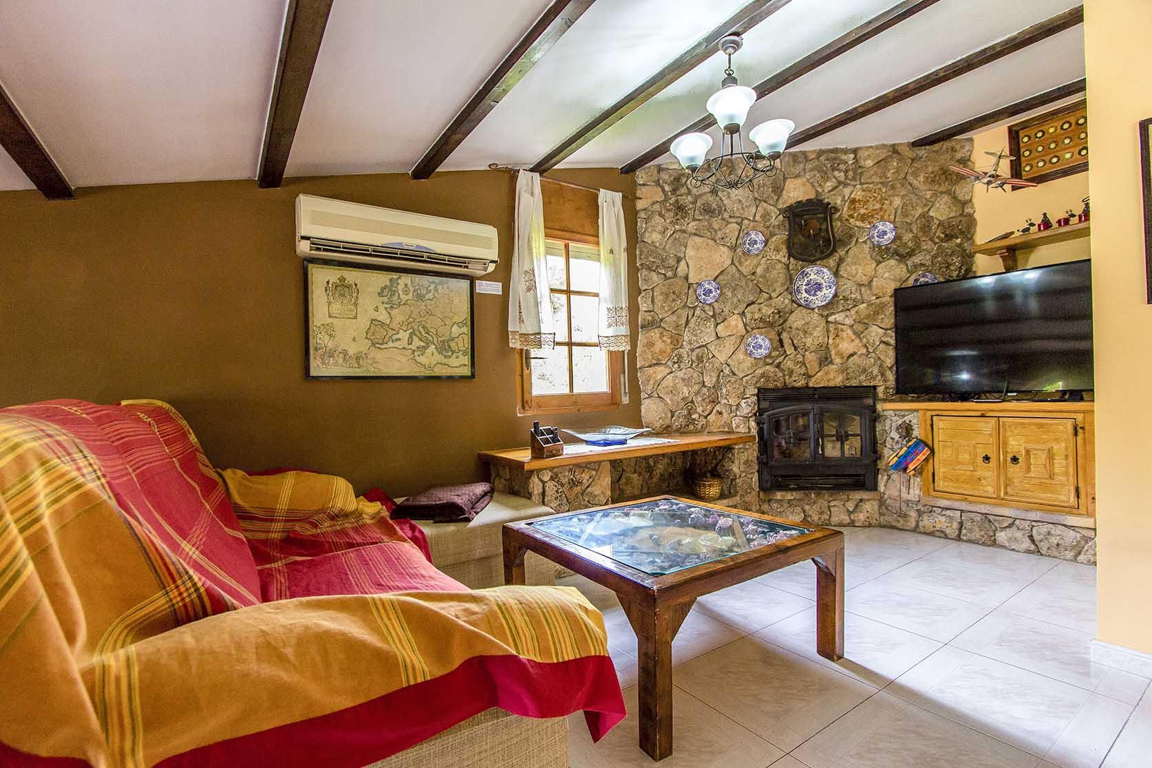 Ferienhaus Catalunya Casas: Lovely villa in Castellet, only 10 min to Costa Dorada beaches! (1890850), Castellet i la Gornal, Costa del Garraf, Katalonien, Spanien, Bild 26