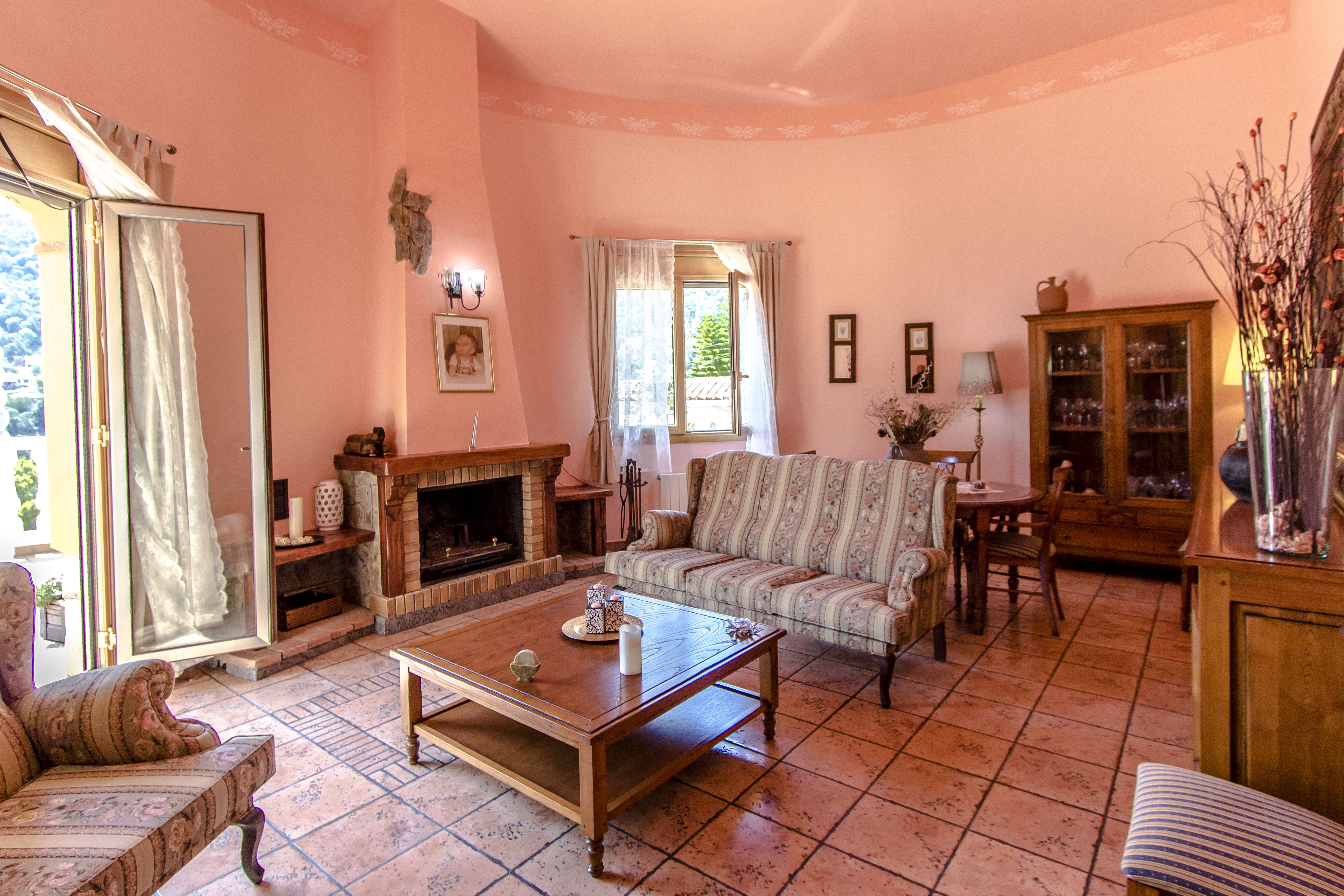 Ferienhaus Catalunya Casas: Fantastic villa in Torrelles, just 15 km from Barcelona! (1890843), Can Guey, Costa del Garraf, Katalonien, Spanien, Bild 16