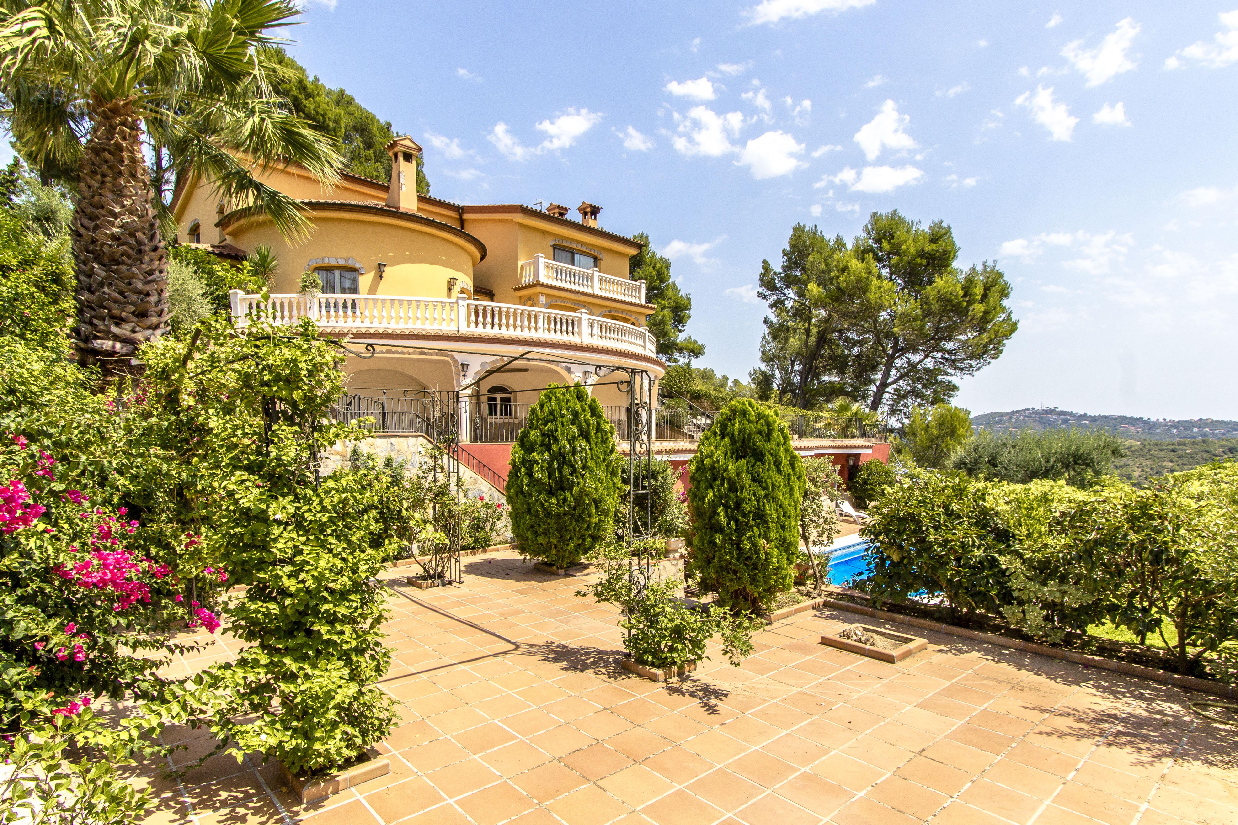 Ferienhaus Catalunya Casas: Fantastic villa in Torrelles, just 15 km from Barcelona! (1890843), Can Guey, Costa del Garraf, Katalonien, Spanien, Bild 13