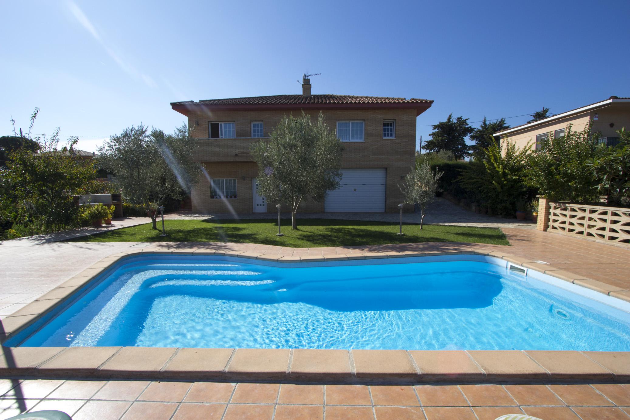 Ferienhaus Catalunya Casas: Incredible Villa in Sils, a short drive to Costa Brava beaches! (1890893), Les Mallorquines, Girona, Katalonien, Spanien, Bild 2